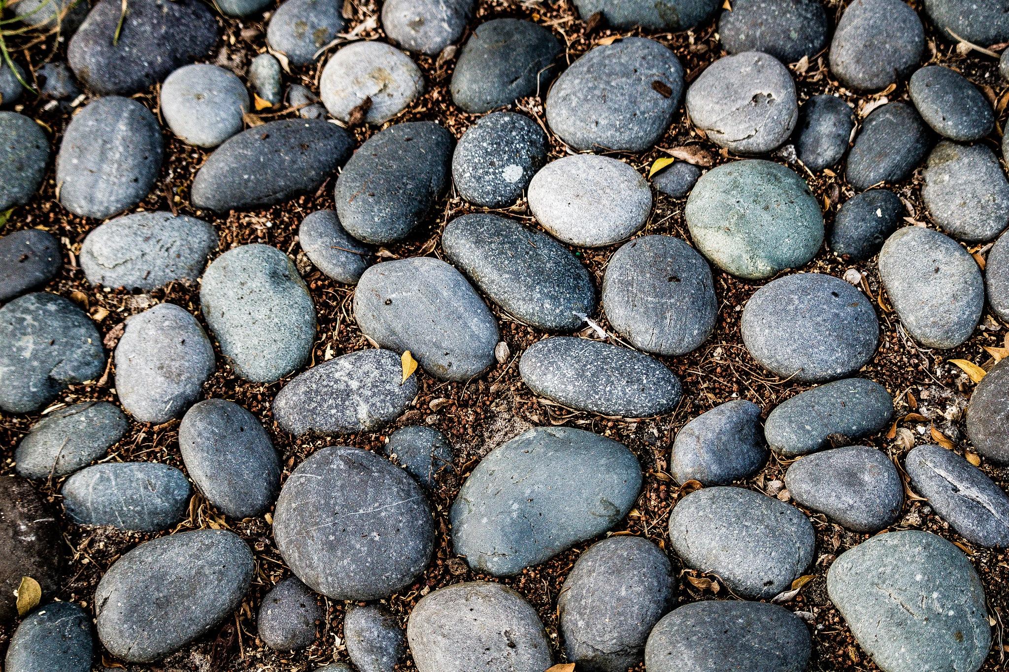 Sea stones by Yaroslav Sobko