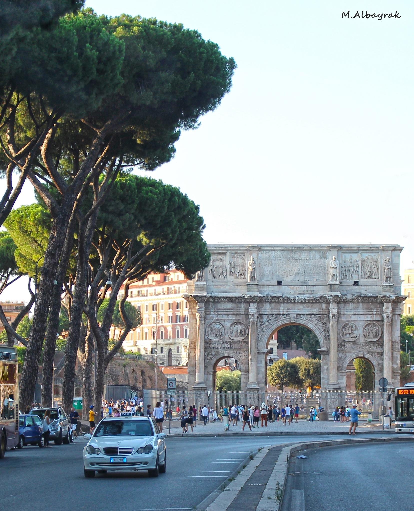 Rome.. by Mehmet Albayrak