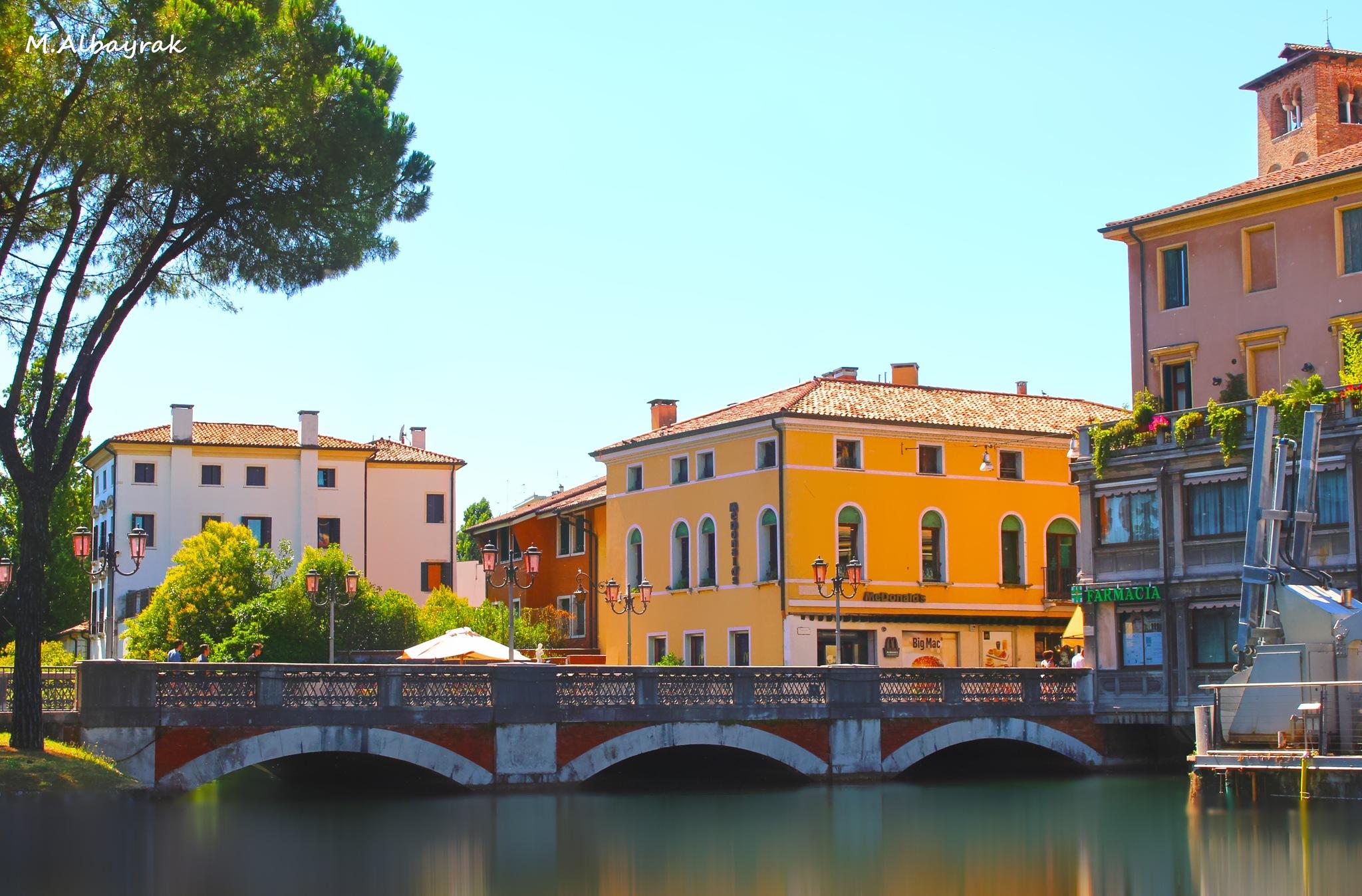 Treviso.. by Mehmet Albayrak