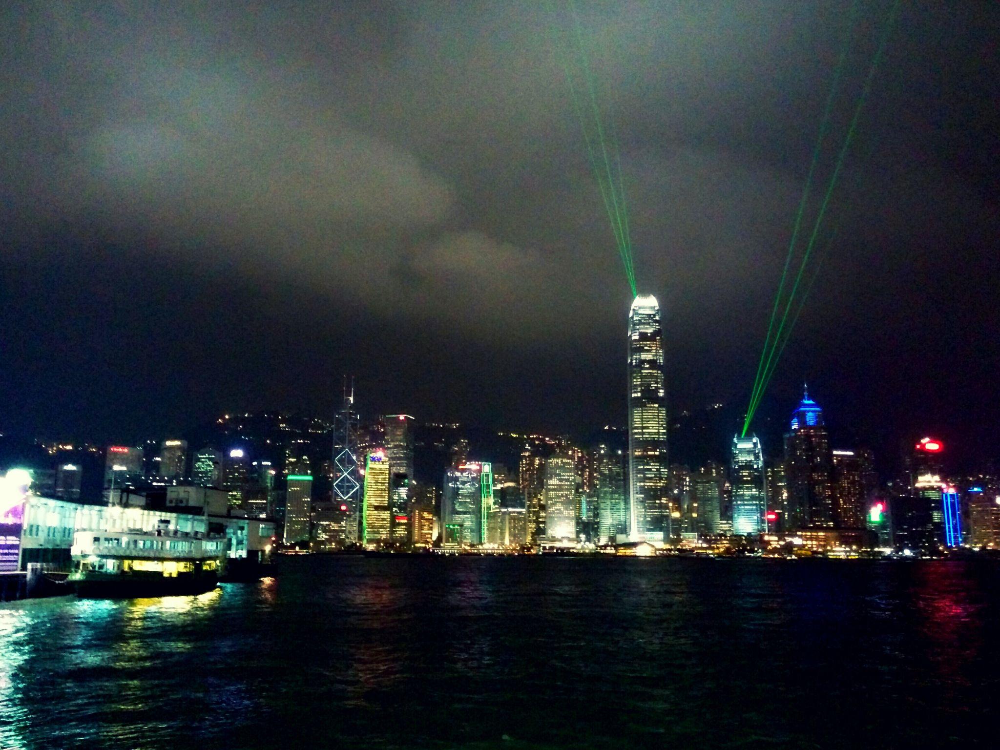 Hong Kong 2 by leocary
