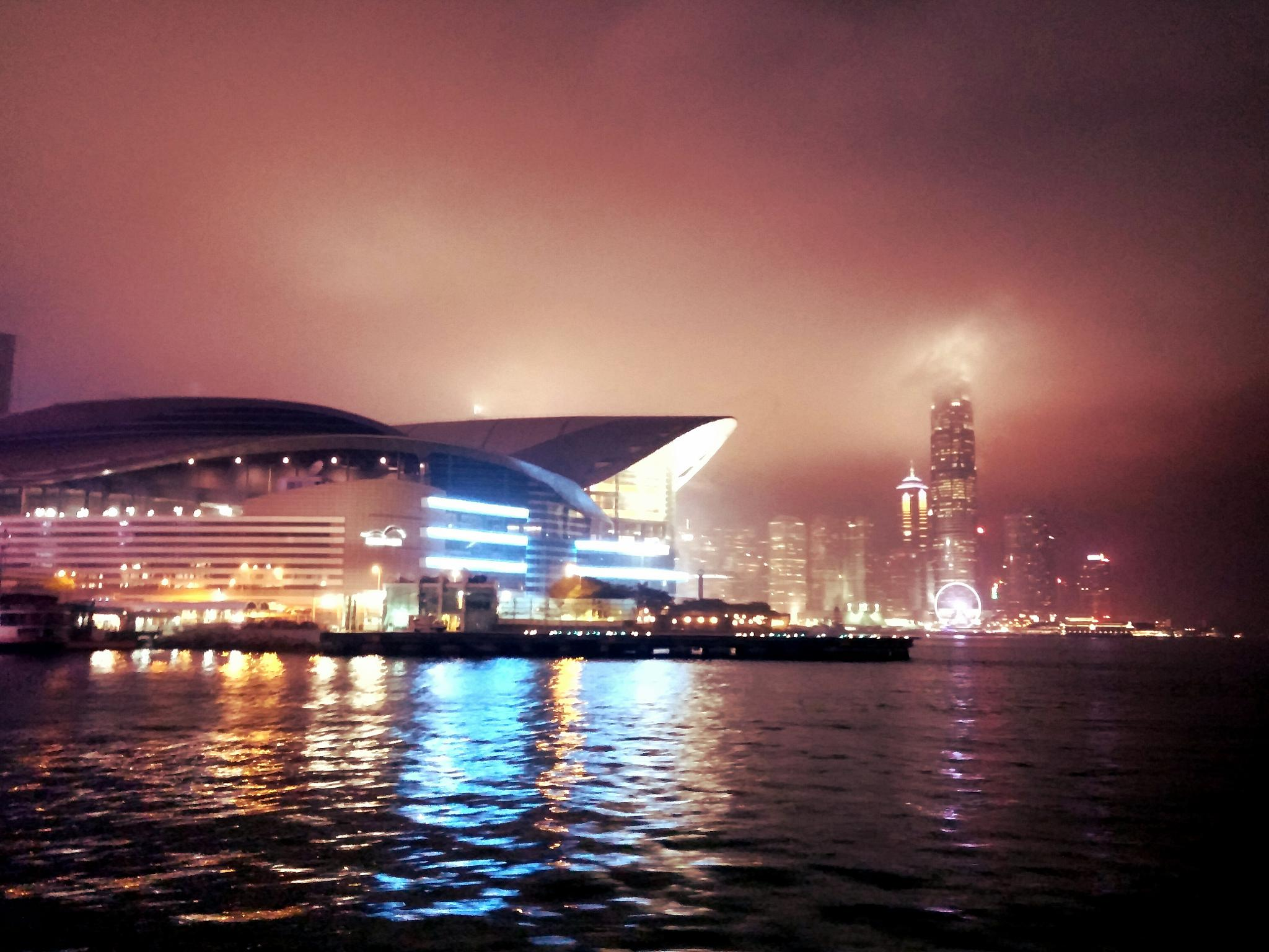 Fog Night by leocary