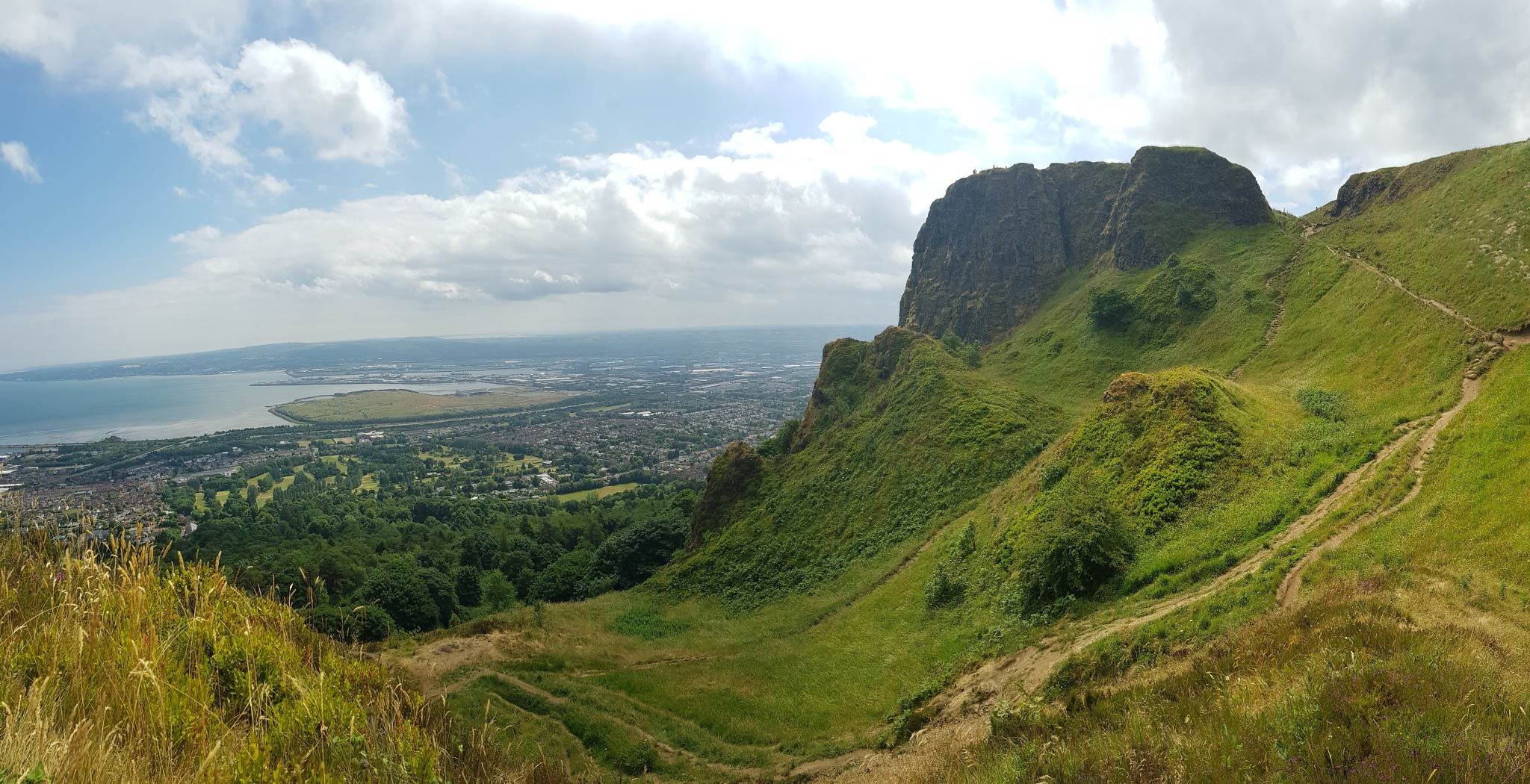 cave hill , belfast , IRELAND by paul