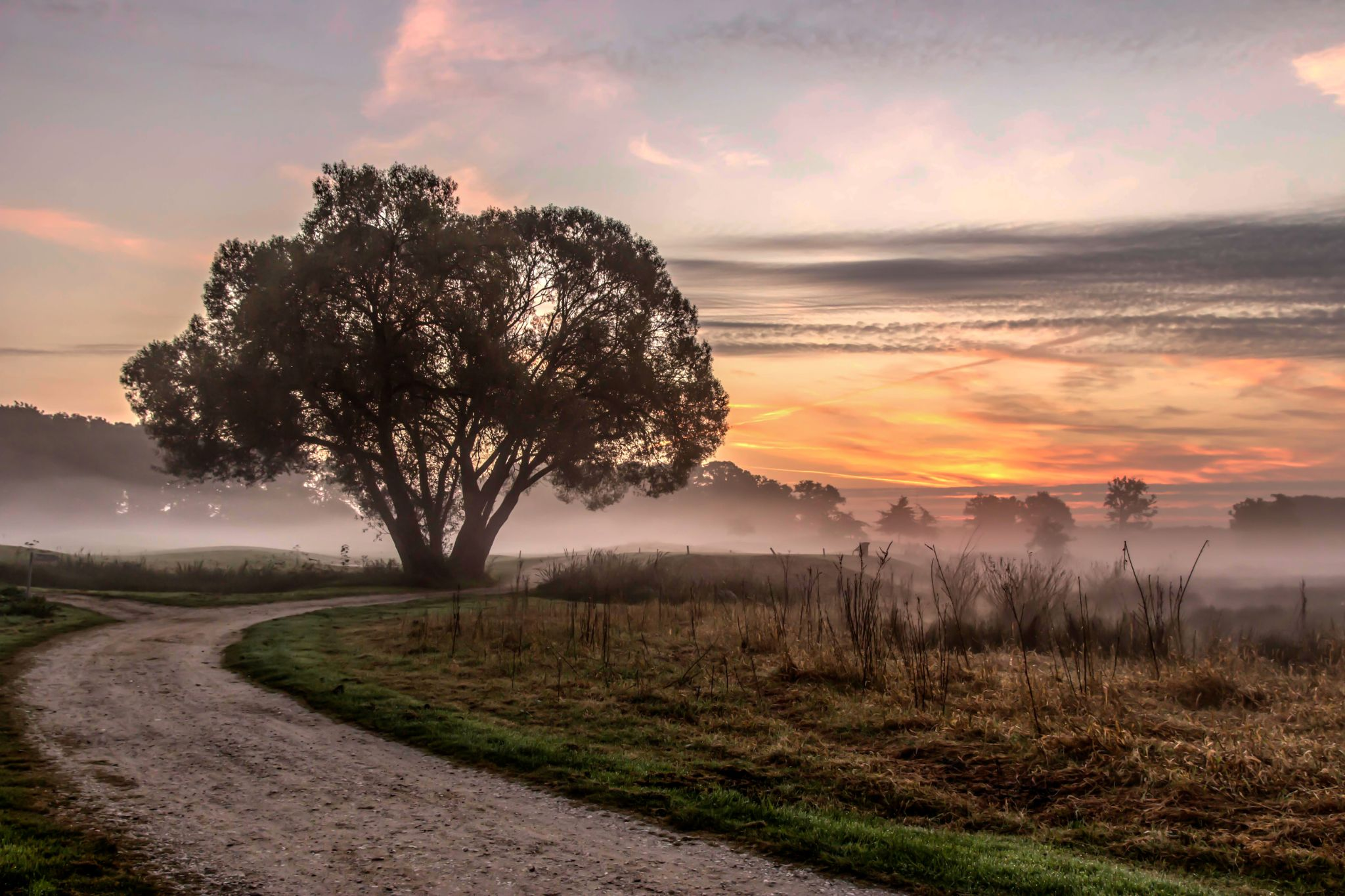 Sunrise by Theo Hermsen