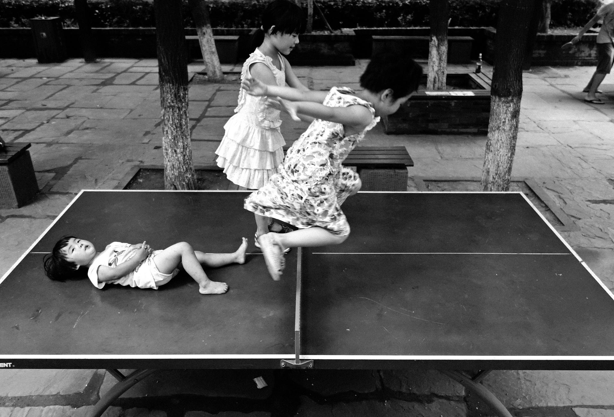 Ping Pong Kids by Roots Garden Supertramp