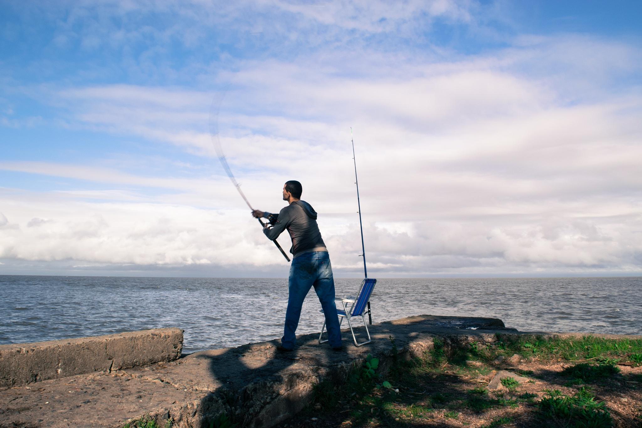 Fisherman by ernestovdp