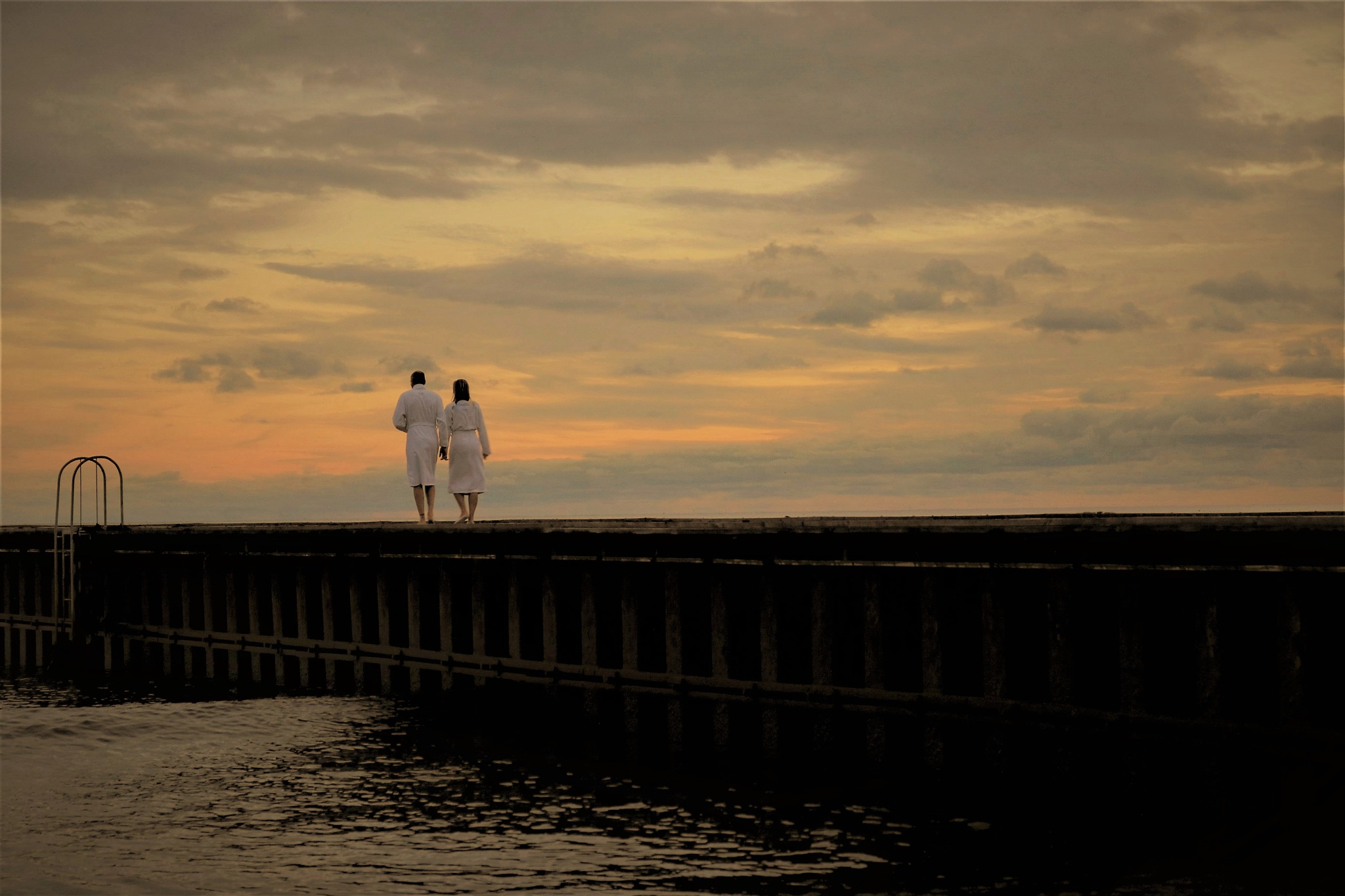 On the Bridge. by KerstinP.