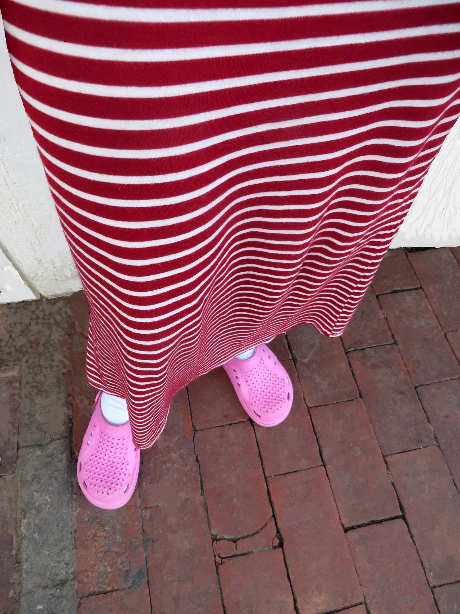 Pink shoes woman by Daniel_Gomez