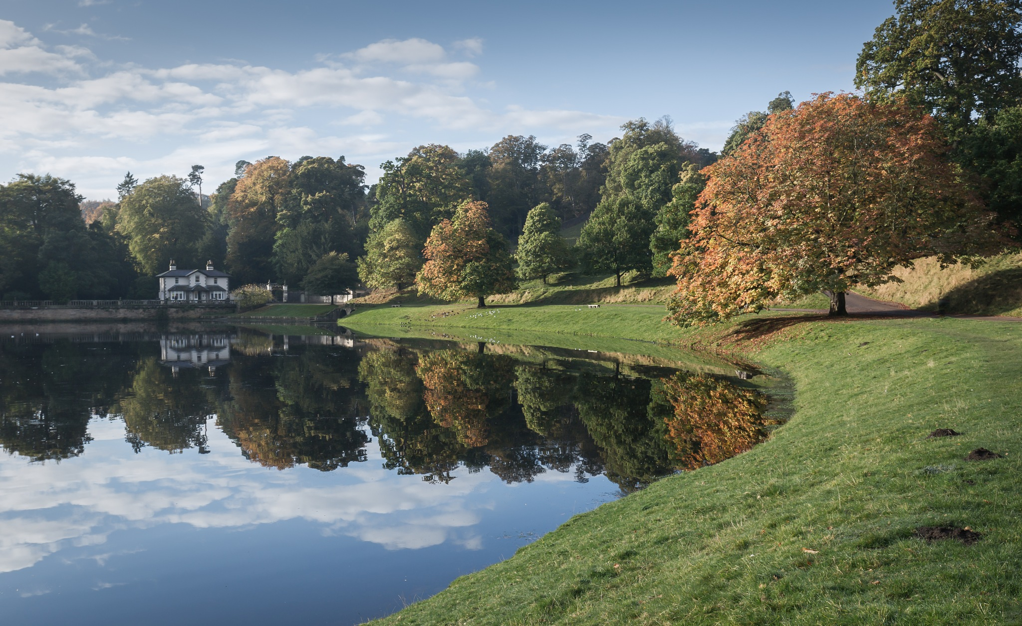 Studley Royal  by davidautumns