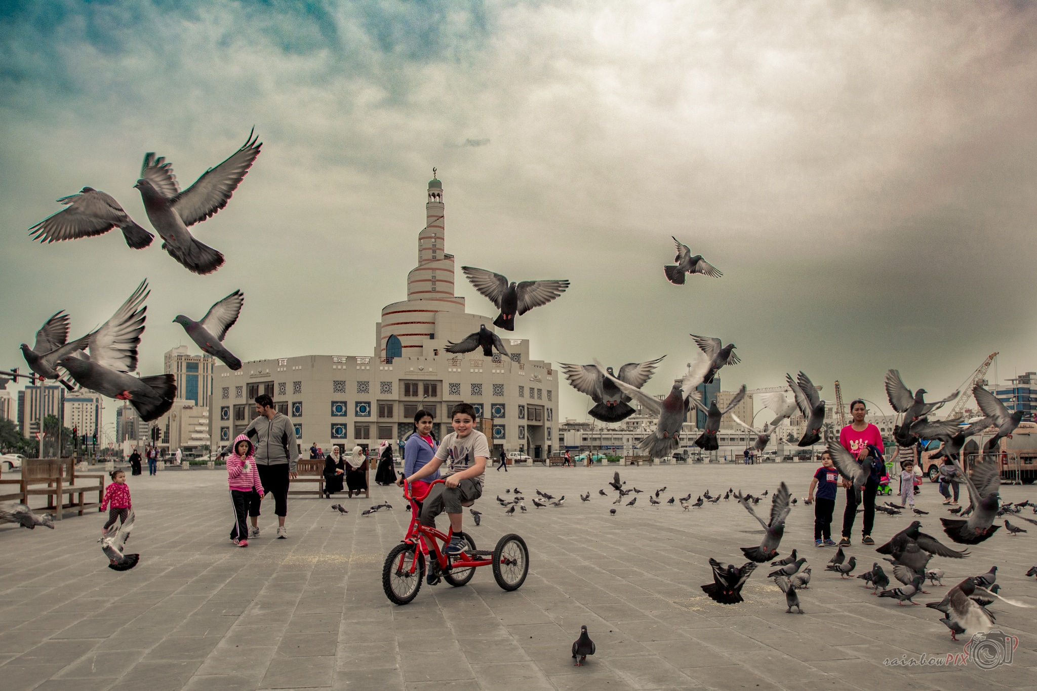FANAR, Qatar Islamic Cultural Center by Jude Vincy
