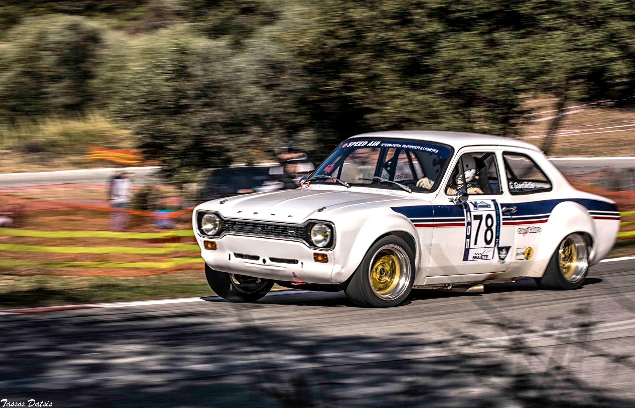 Rally 1 by Tassos Datsis