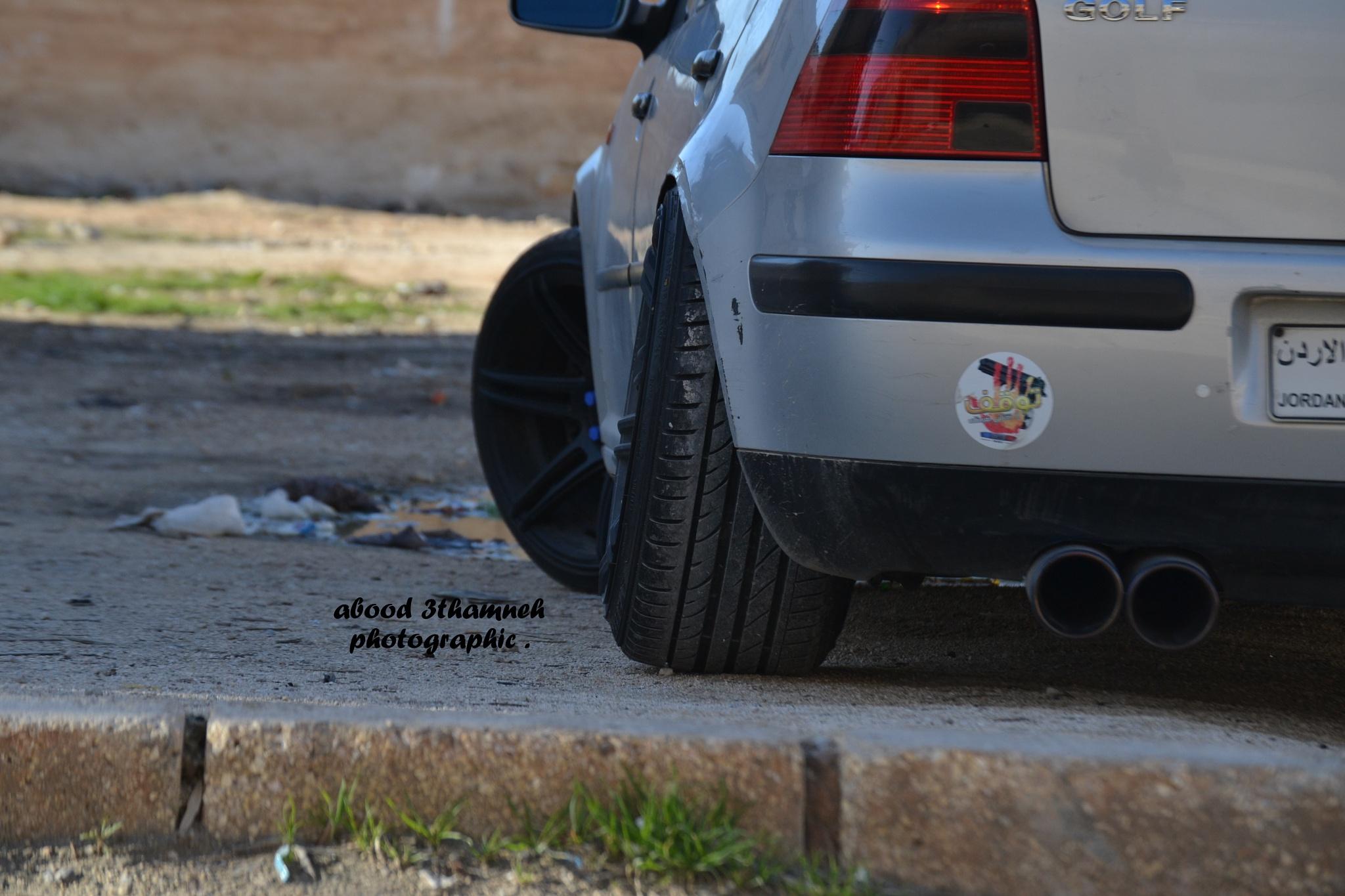 MY BRO CAR by Abood Slameh Alathmneh