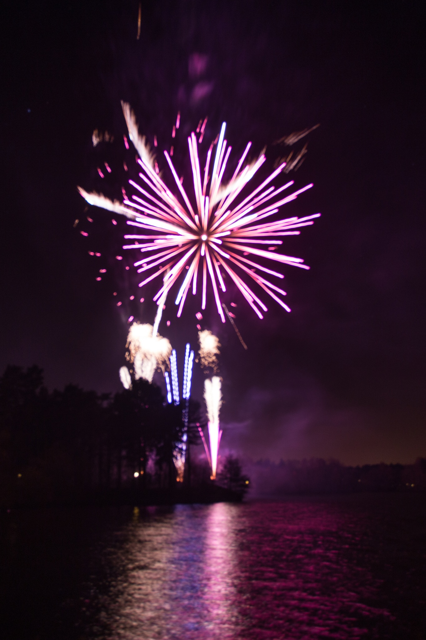 Fireworks by Russ Burton