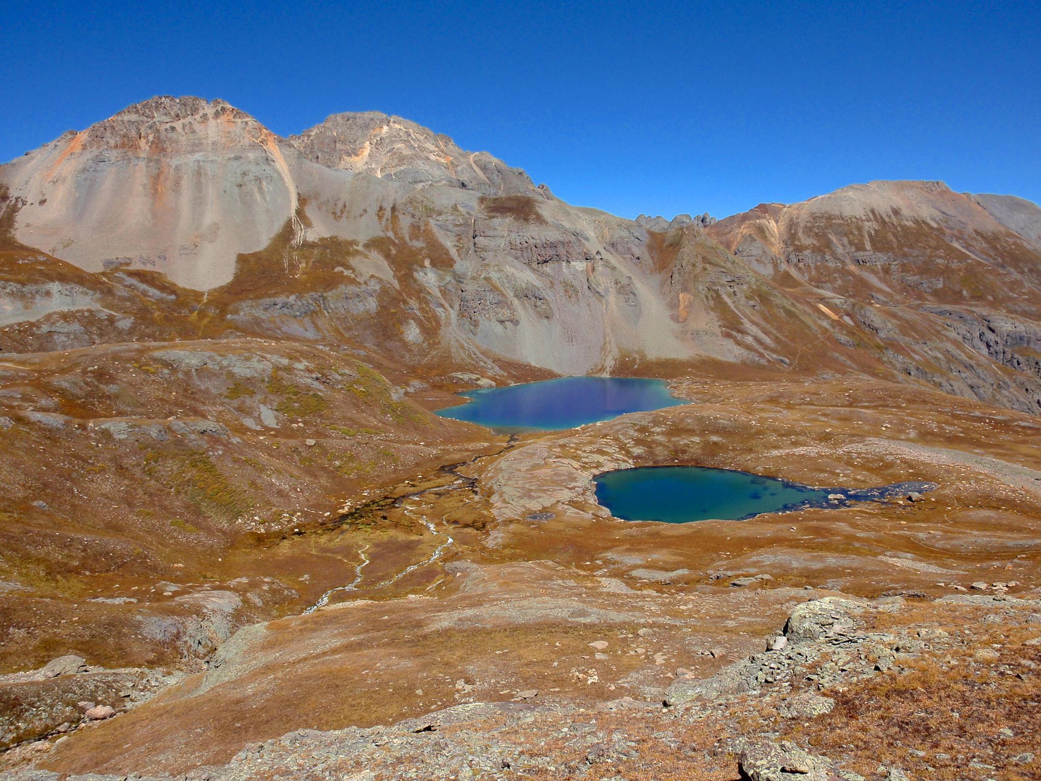 Photo in Landscape #colorado #blue water #lake #silverton