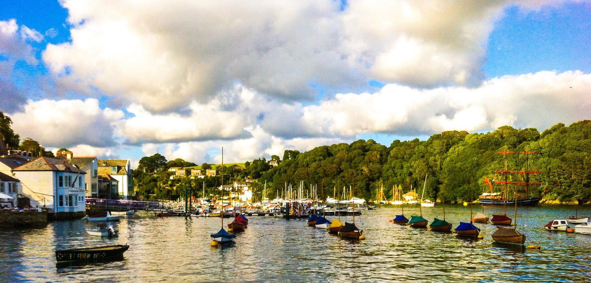 Dartmouth Regatta by Simon Fincham
