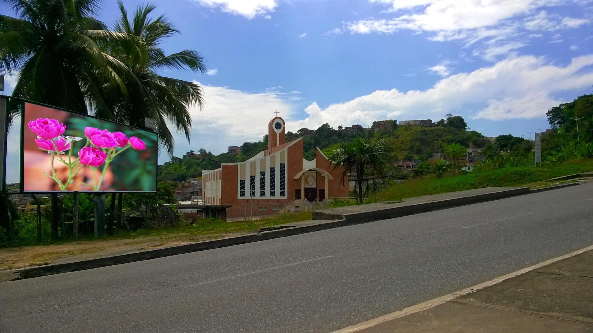 Igreja em Salvador Bahia  by Lau  Loko -Lokos Por Imagens