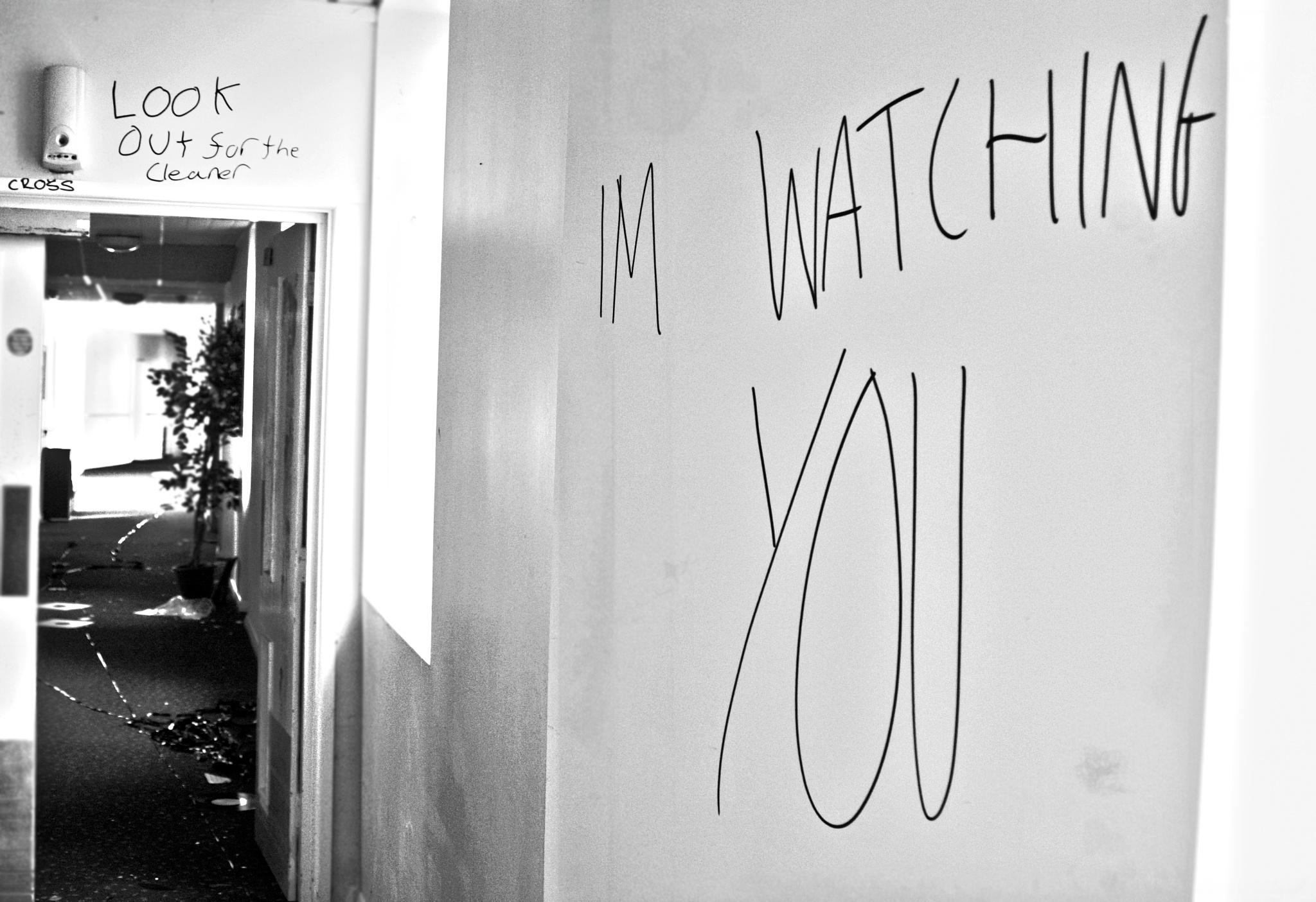 Im Watching You by Mark Cummins