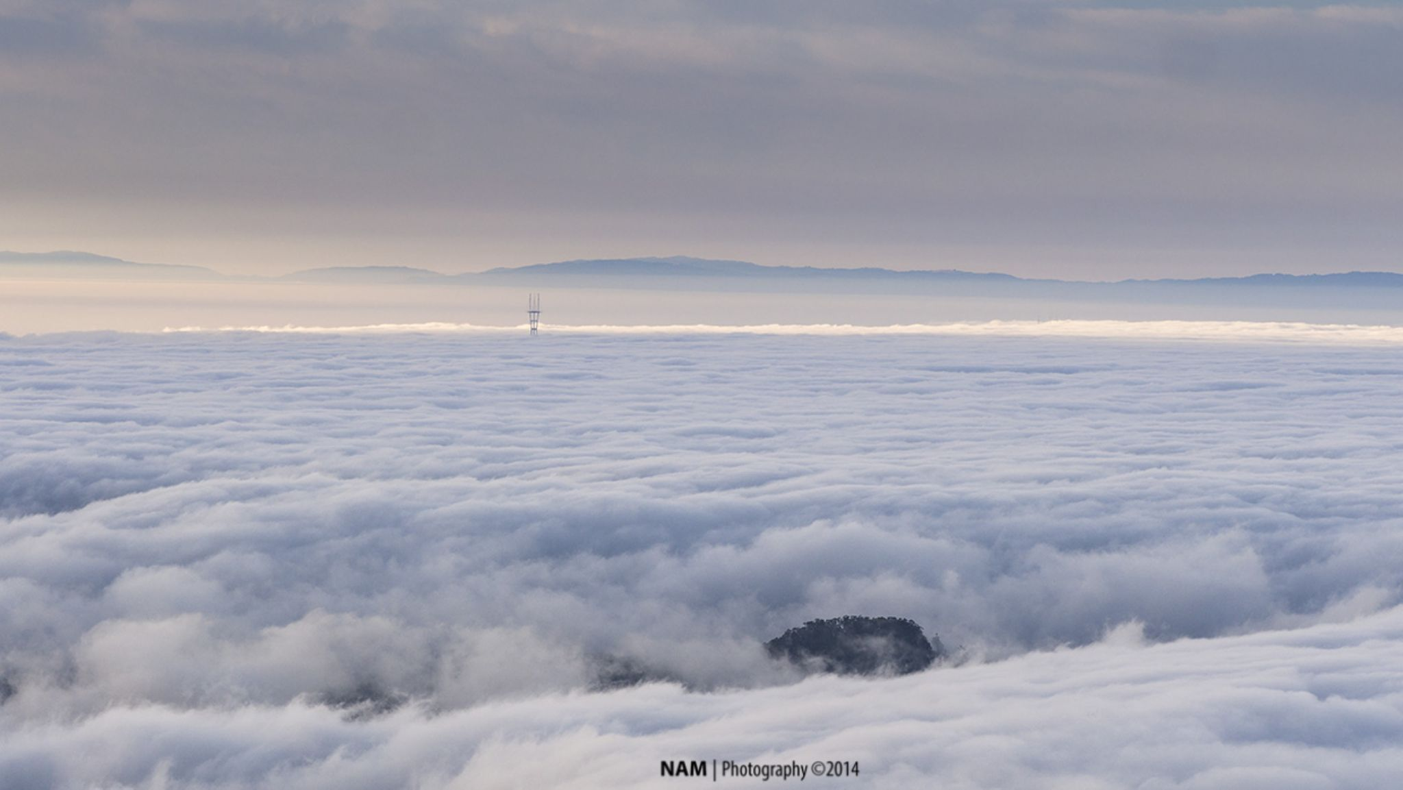 Ocean of Clouds by nam.ing