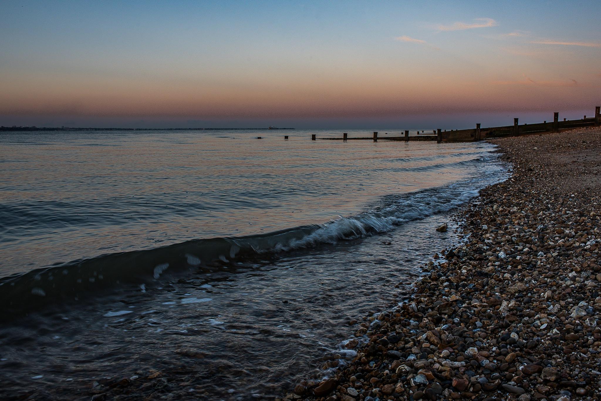 Beach by MarkGray
