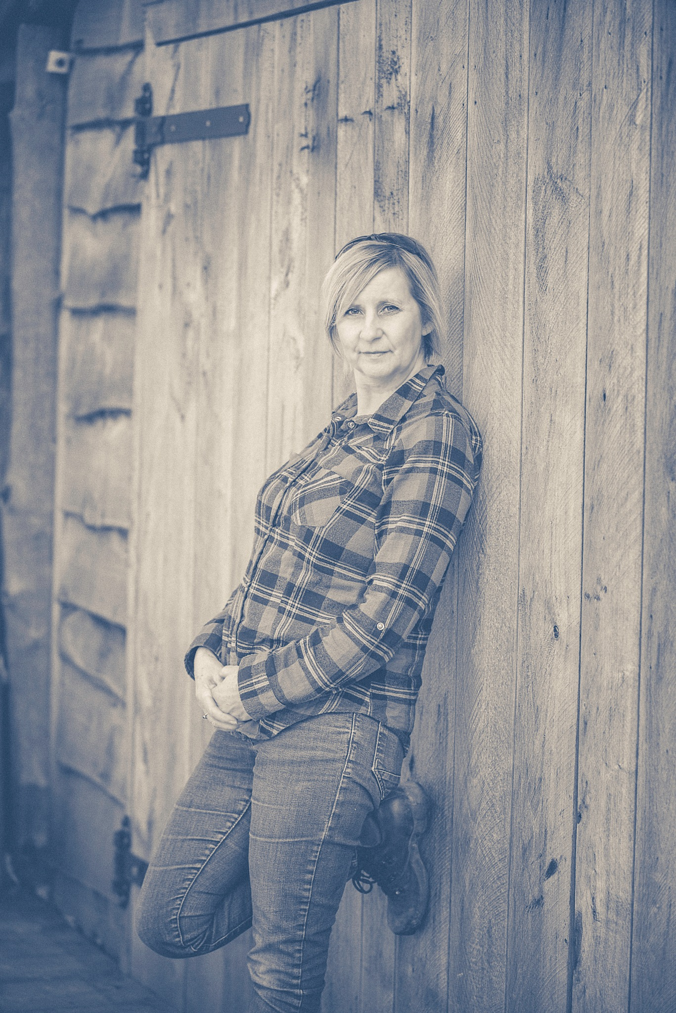 Rustic portrait by MarkGray