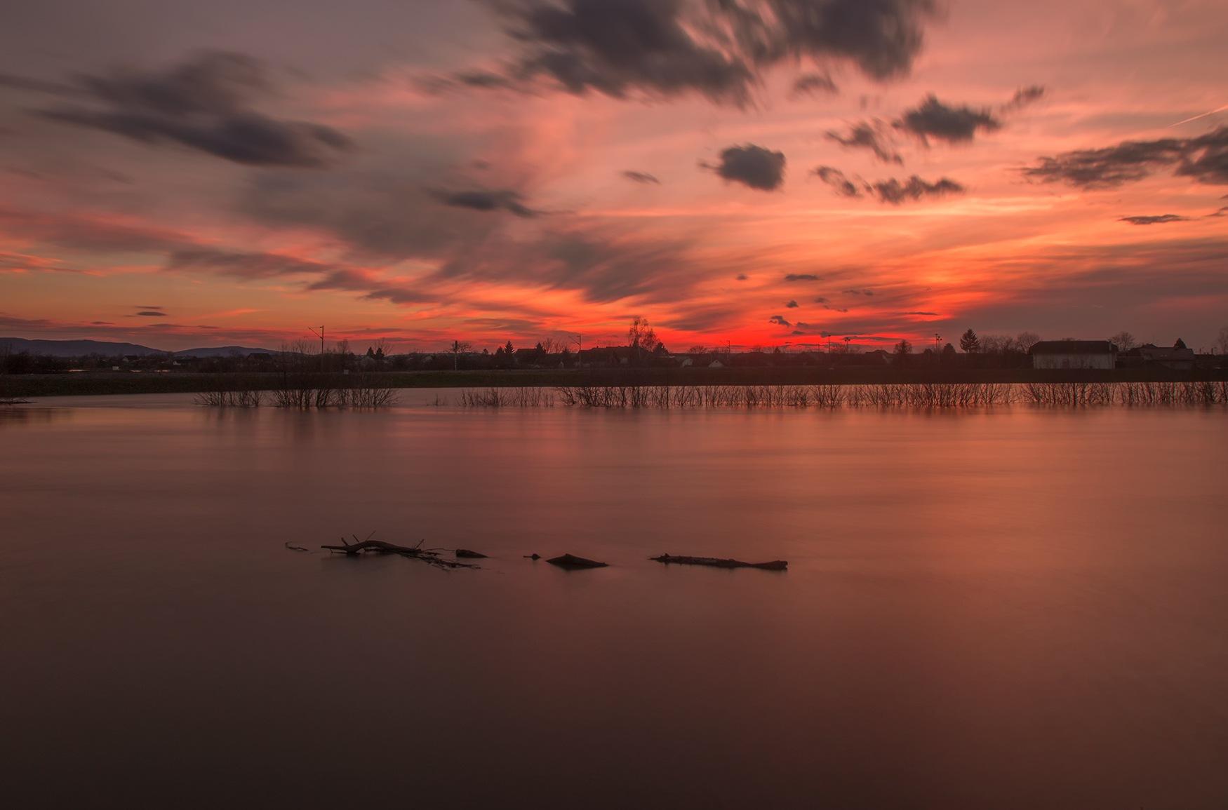 Sunset by zoki