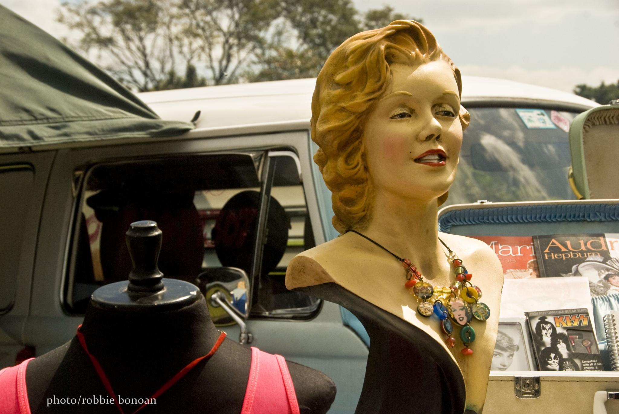 Marilyn by Robbie Bonoan