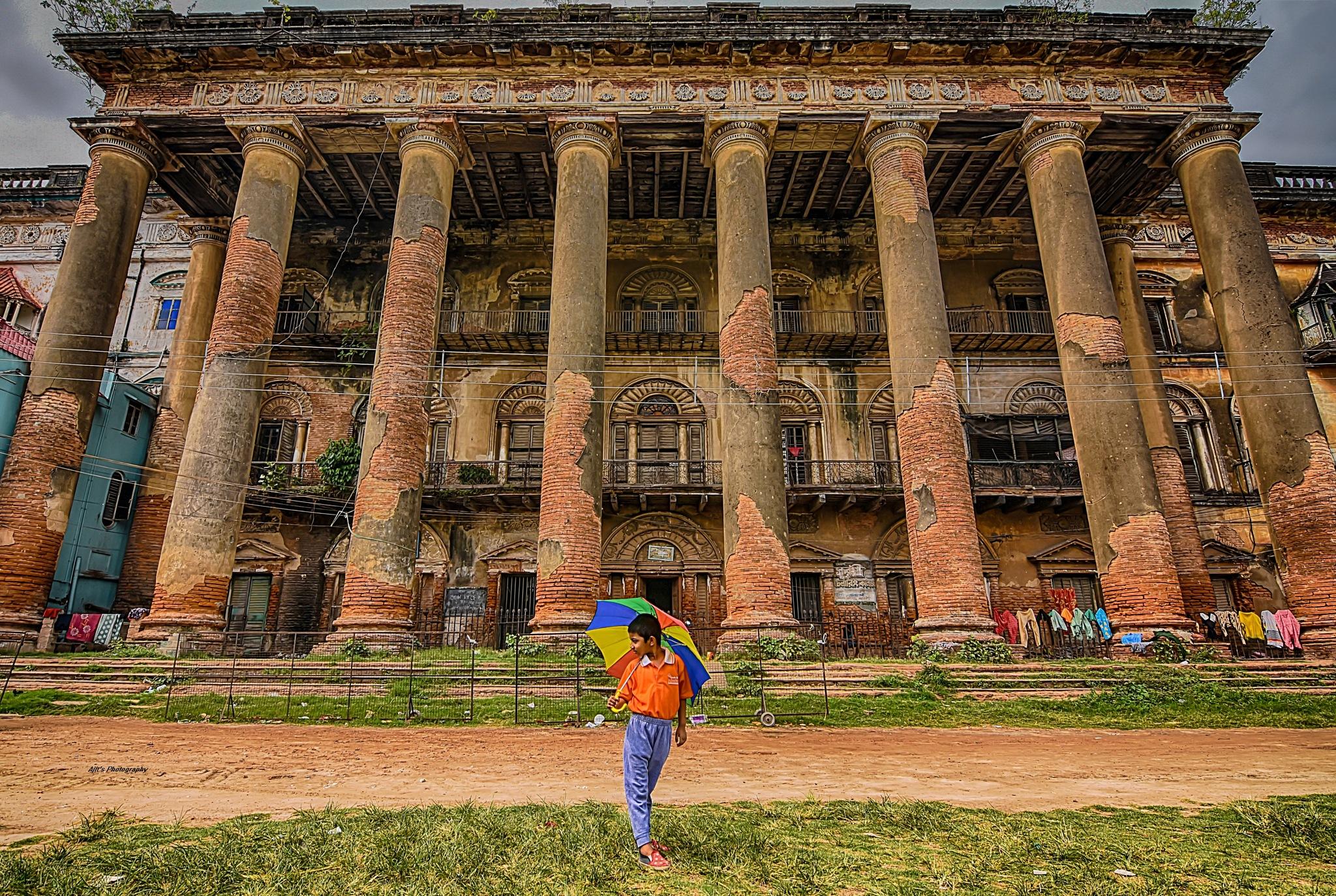 Architecture.. by Ajit Kumar Majhi