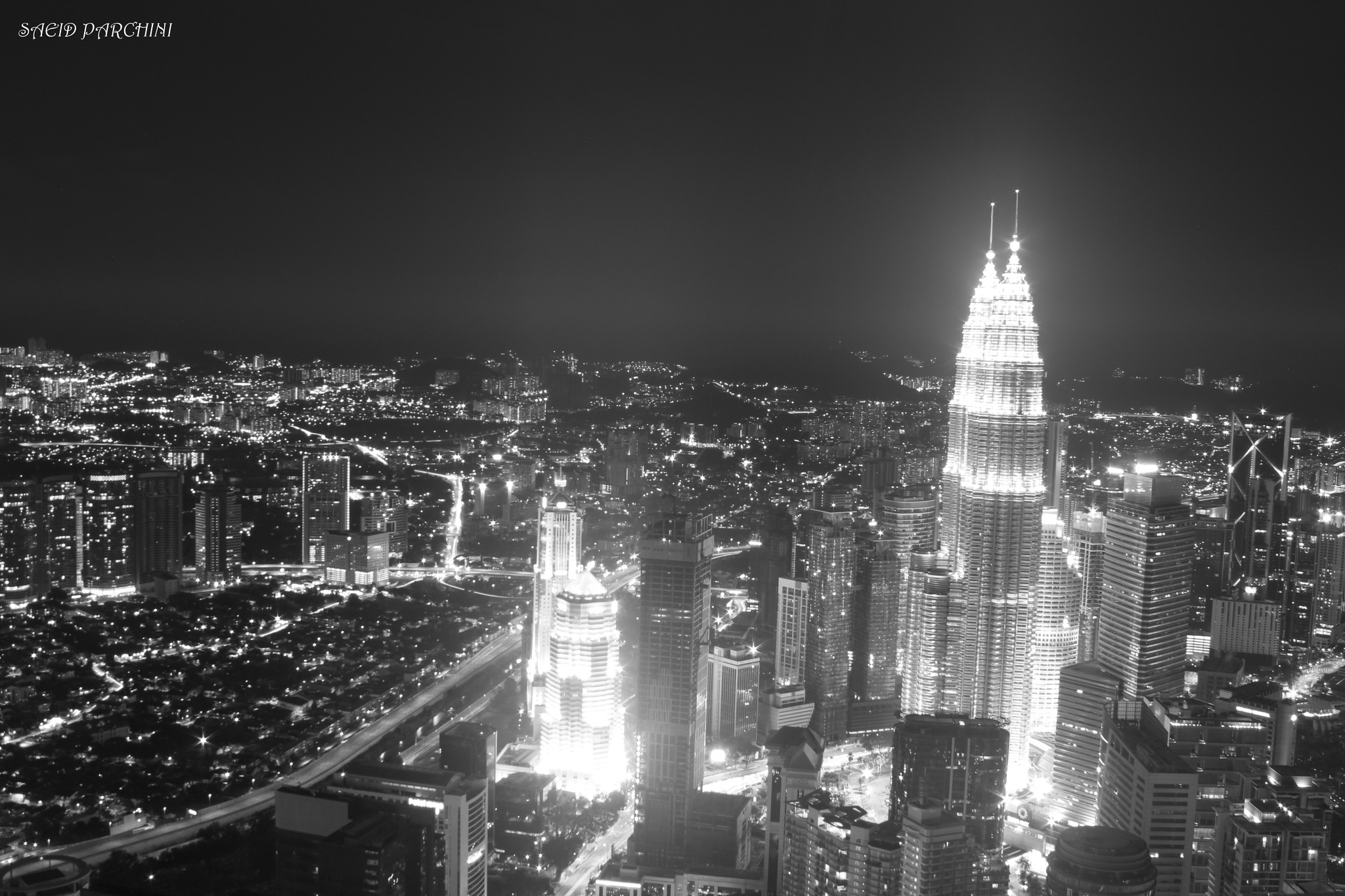 Kuala Lumpur by saeid parchini