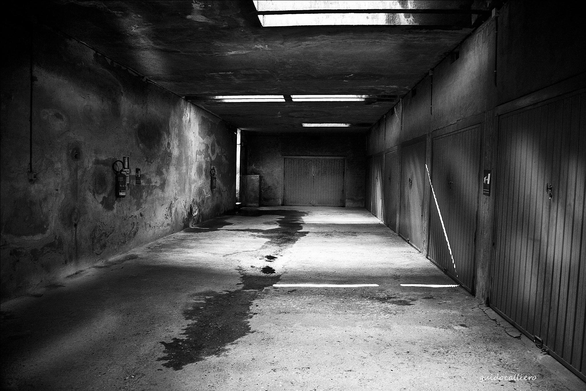 tagli di luce 8 - Guido Calliero by IMMAGINANDO