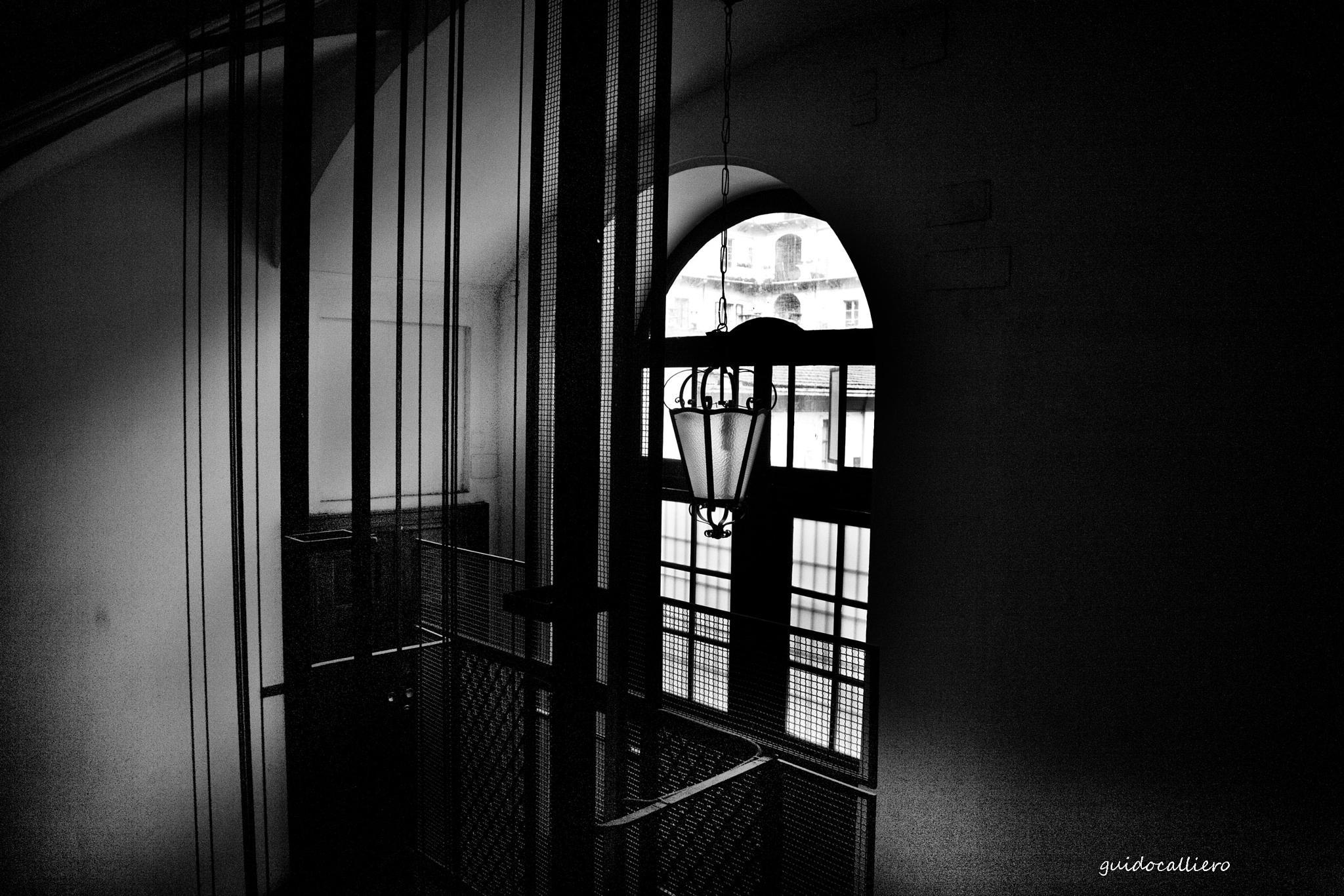 Tagli di luce 9 - Guido Calliero by IMMAGINANDO