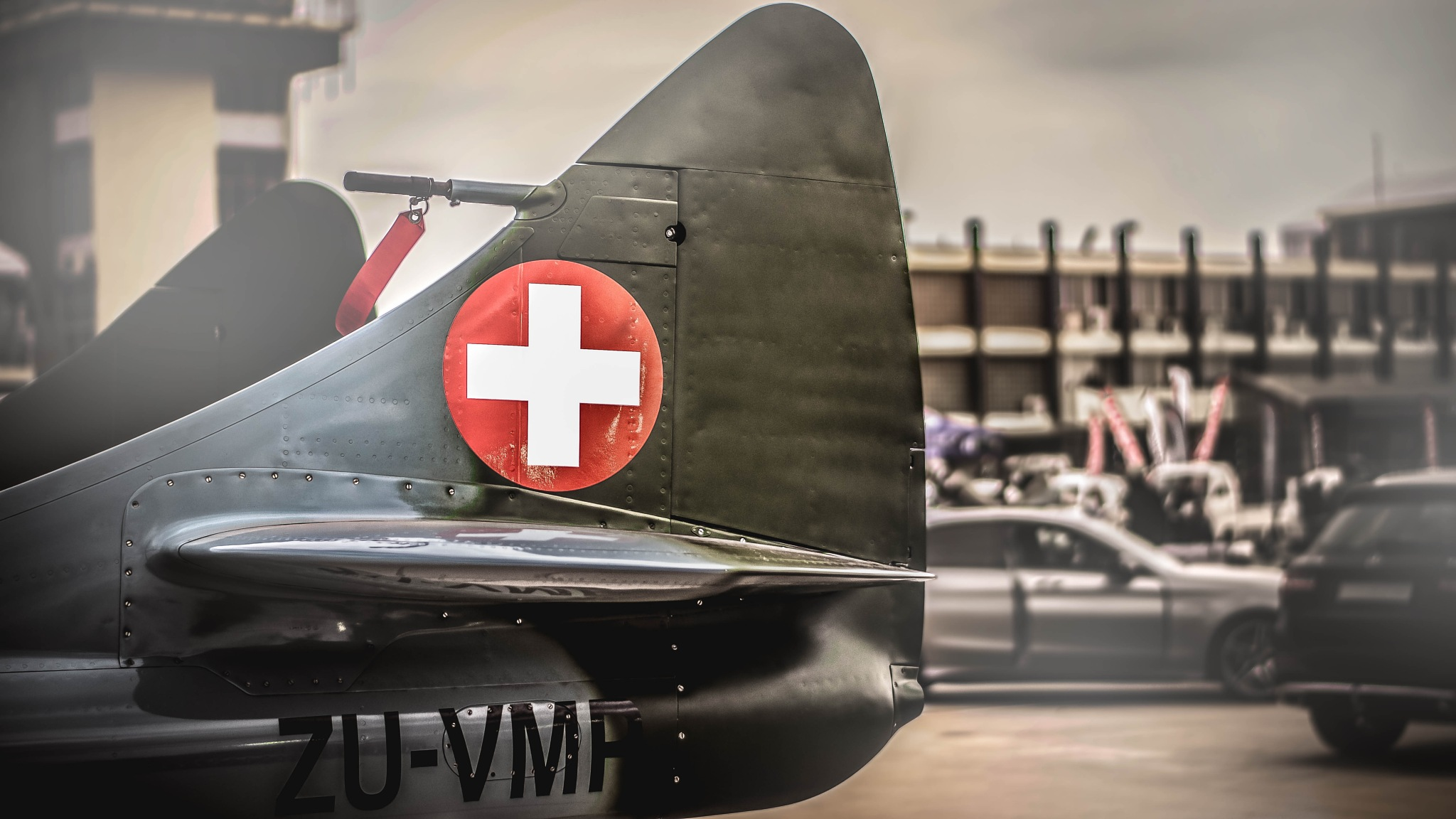 Air show by Jaco Venter