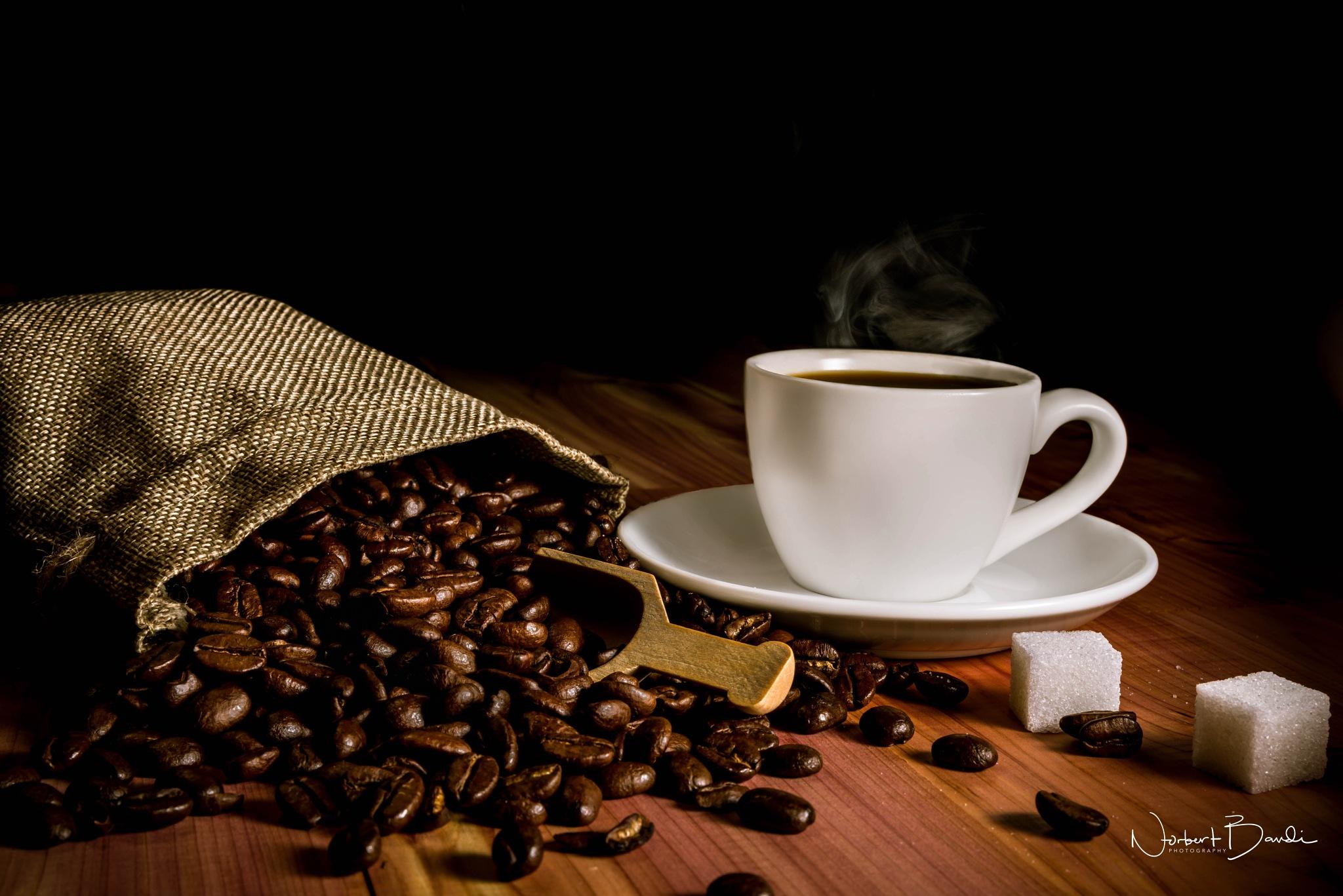 coffee break by NorbertBandi