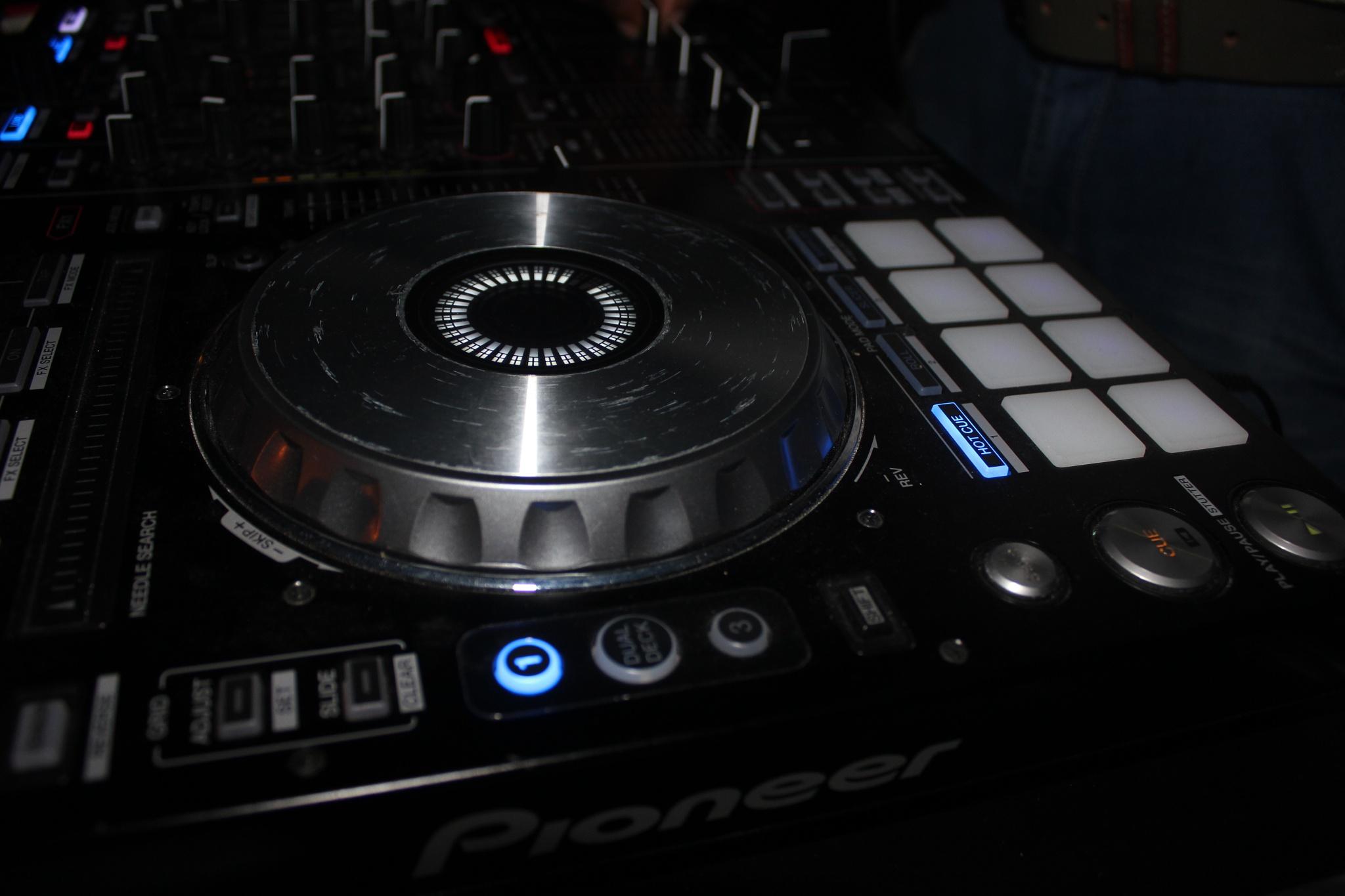 DJ by Surekha Pillai