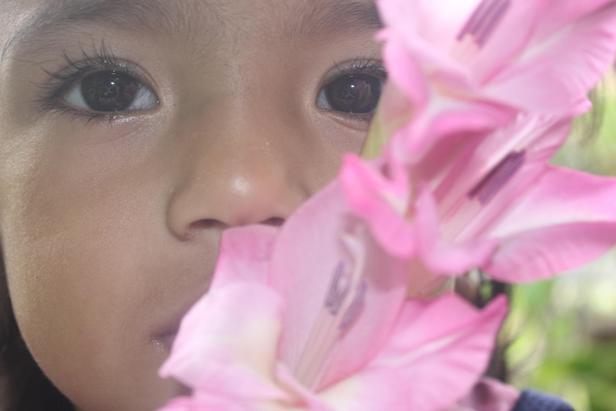Pink!! by Surekha Pillai