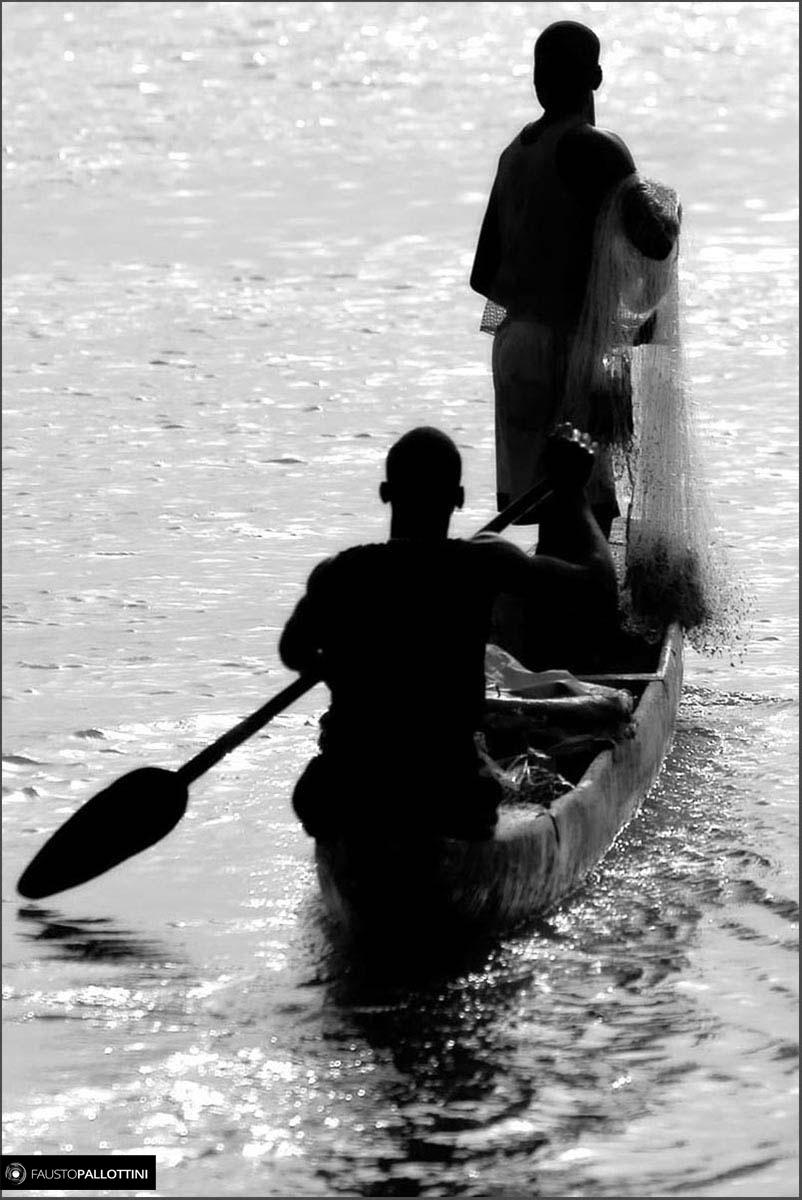 Photo in Black and White #pallottini #africa #fine art #landscape #black and white #people #travel #nikon