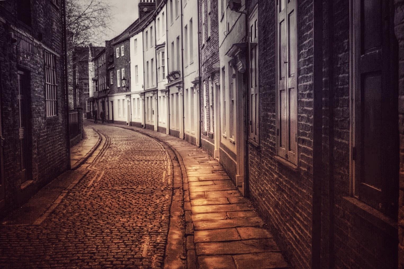 Street  by Isajon