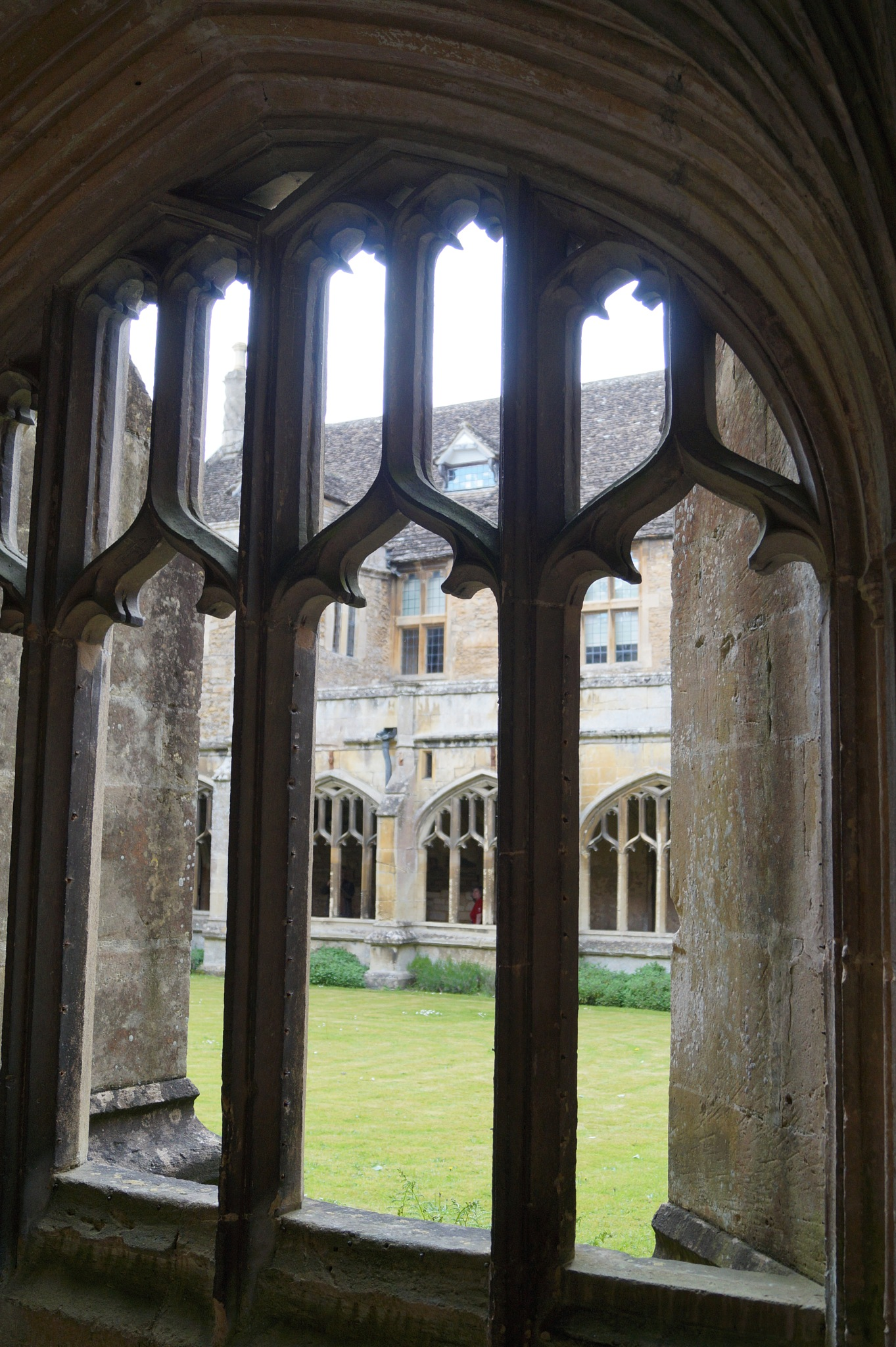 HARRY POTTER'S CLOISTERS by shotters