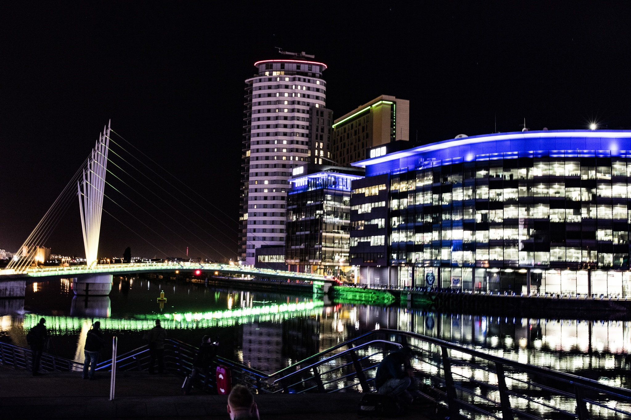 Manchester 3 by Michael Clayton