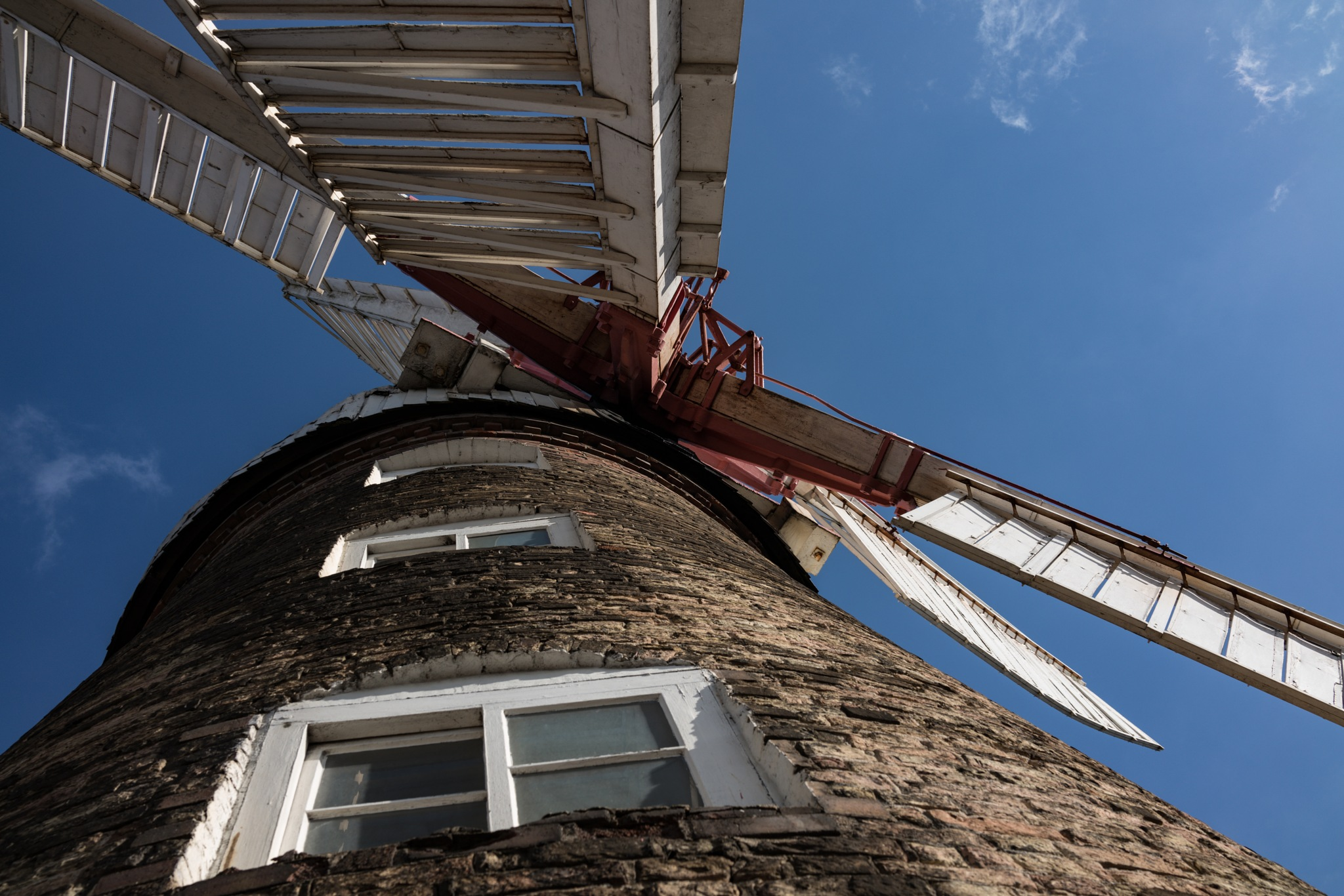 Maud Foster windmill. by Simon Ciappara