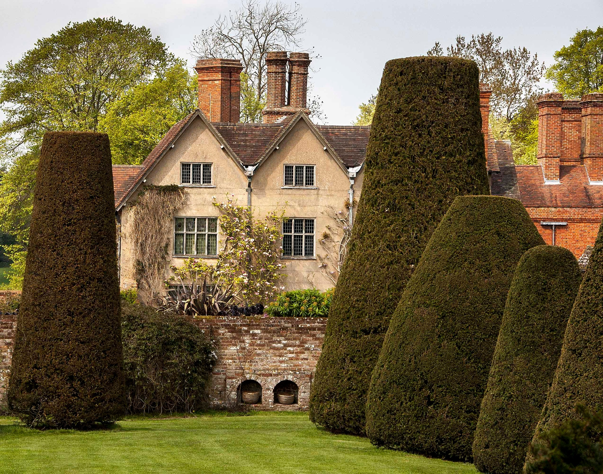 Packwood House by Haydn Bailey