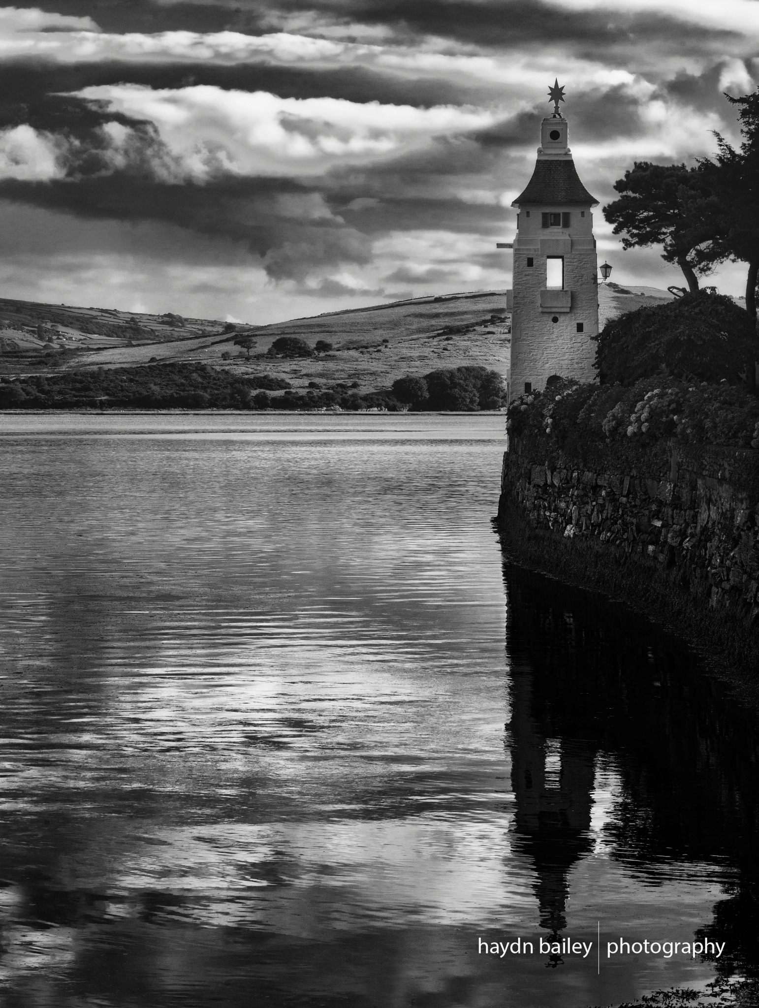 The Watchtower by Haydn Bailey