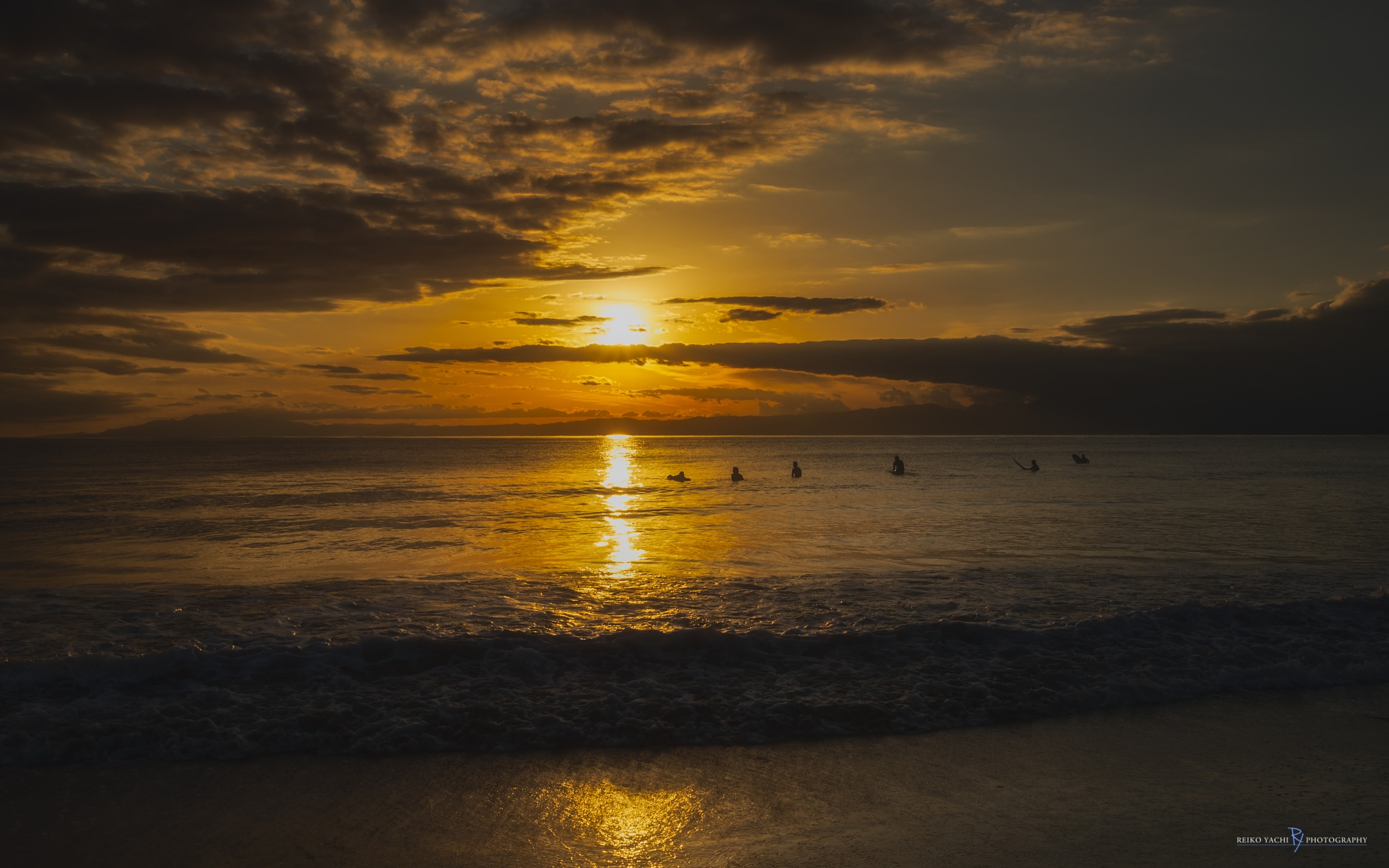Photo in Sea and Sand #surf #sunset #sea