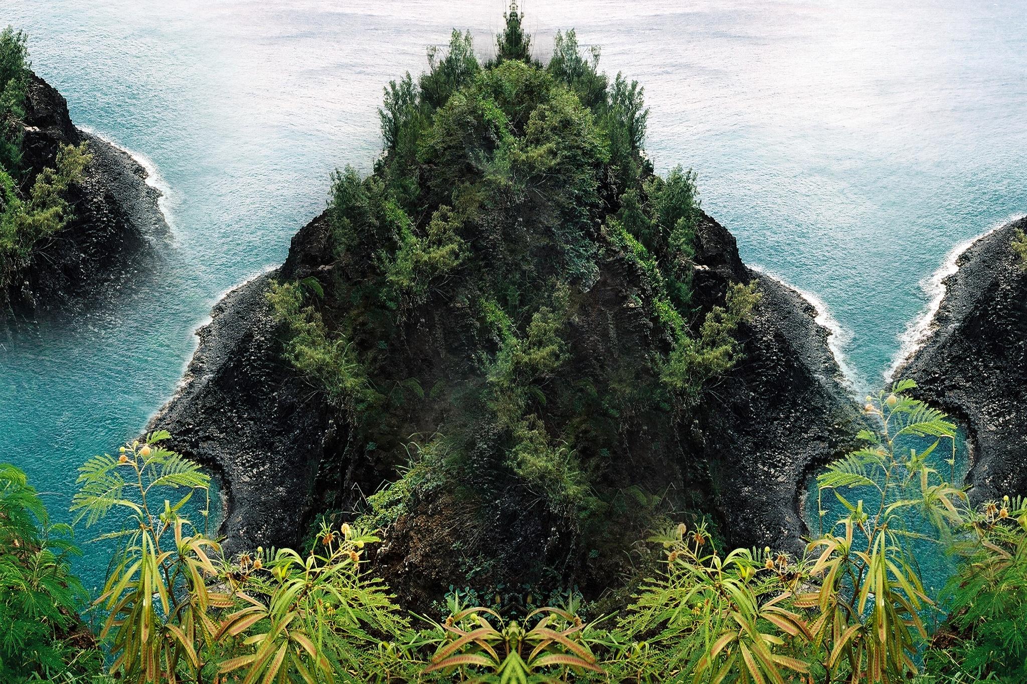 Beach Kauai by Dennis John Begnoche Jr.