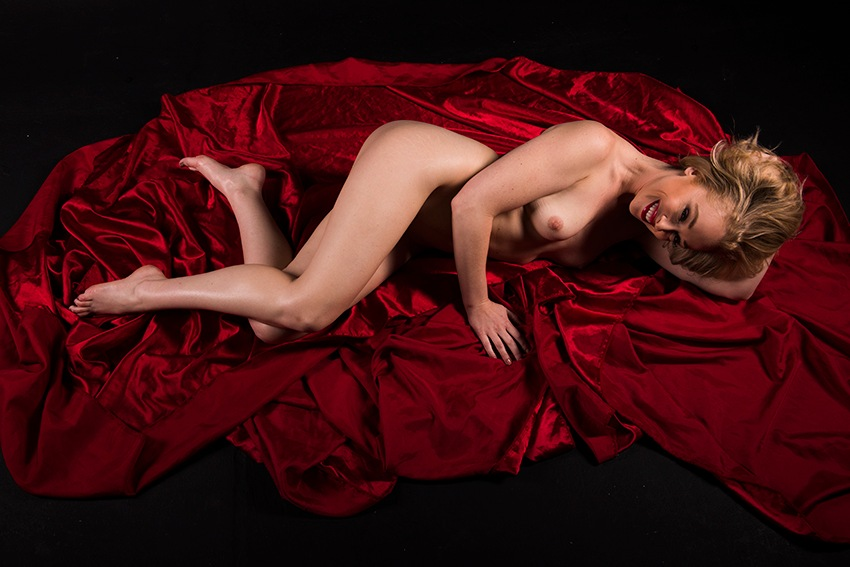 Crystal channels Marylin Monroe 2 by OaktreePictorial