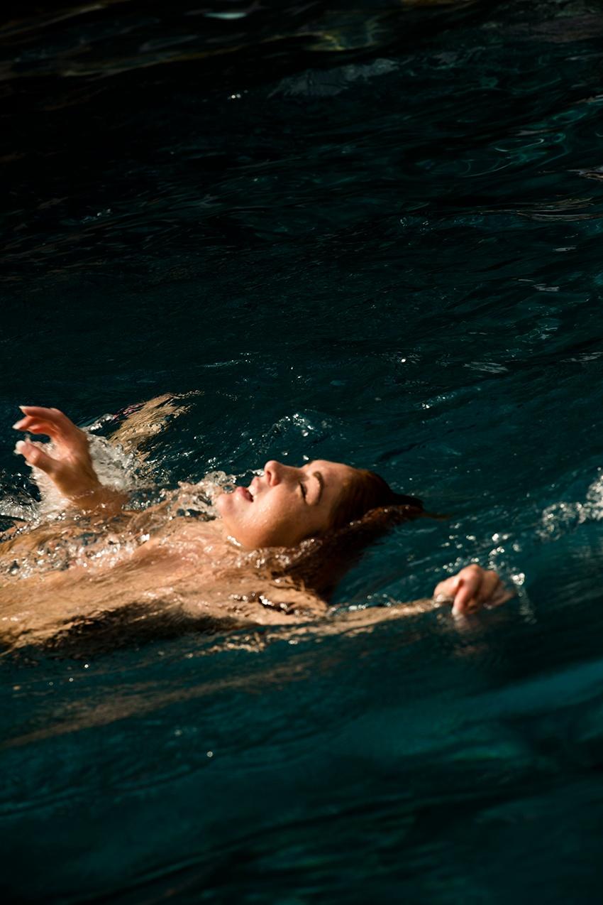 Jade: Swimming Upstream by OaktreePictorial