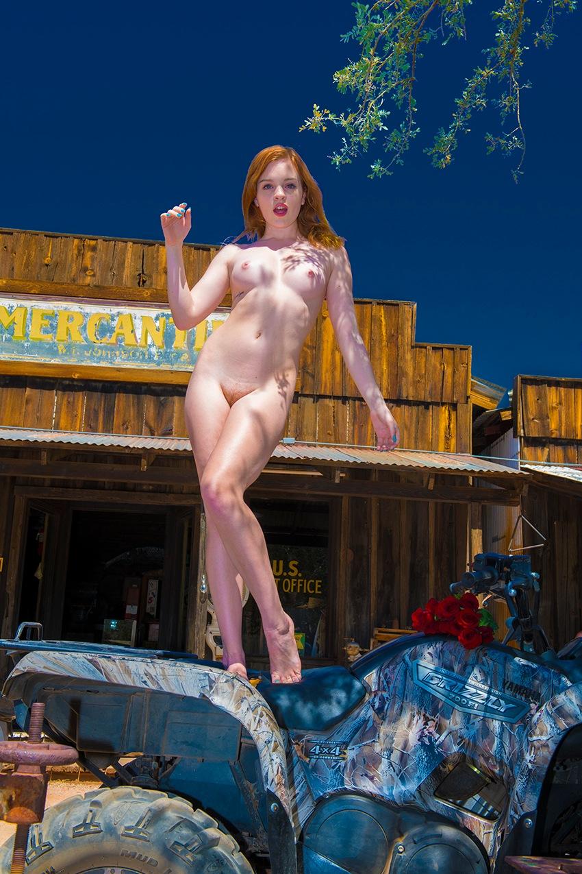 Celeste Rasmussen 2 by OaktreePictorial
