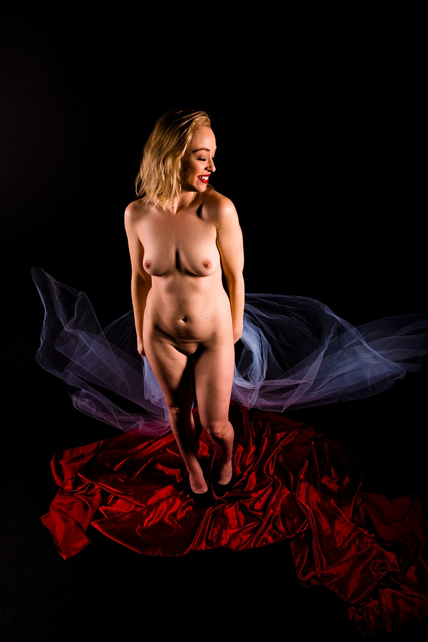 Crystal channels Marylin Monroe 5 by OaktreePictorial