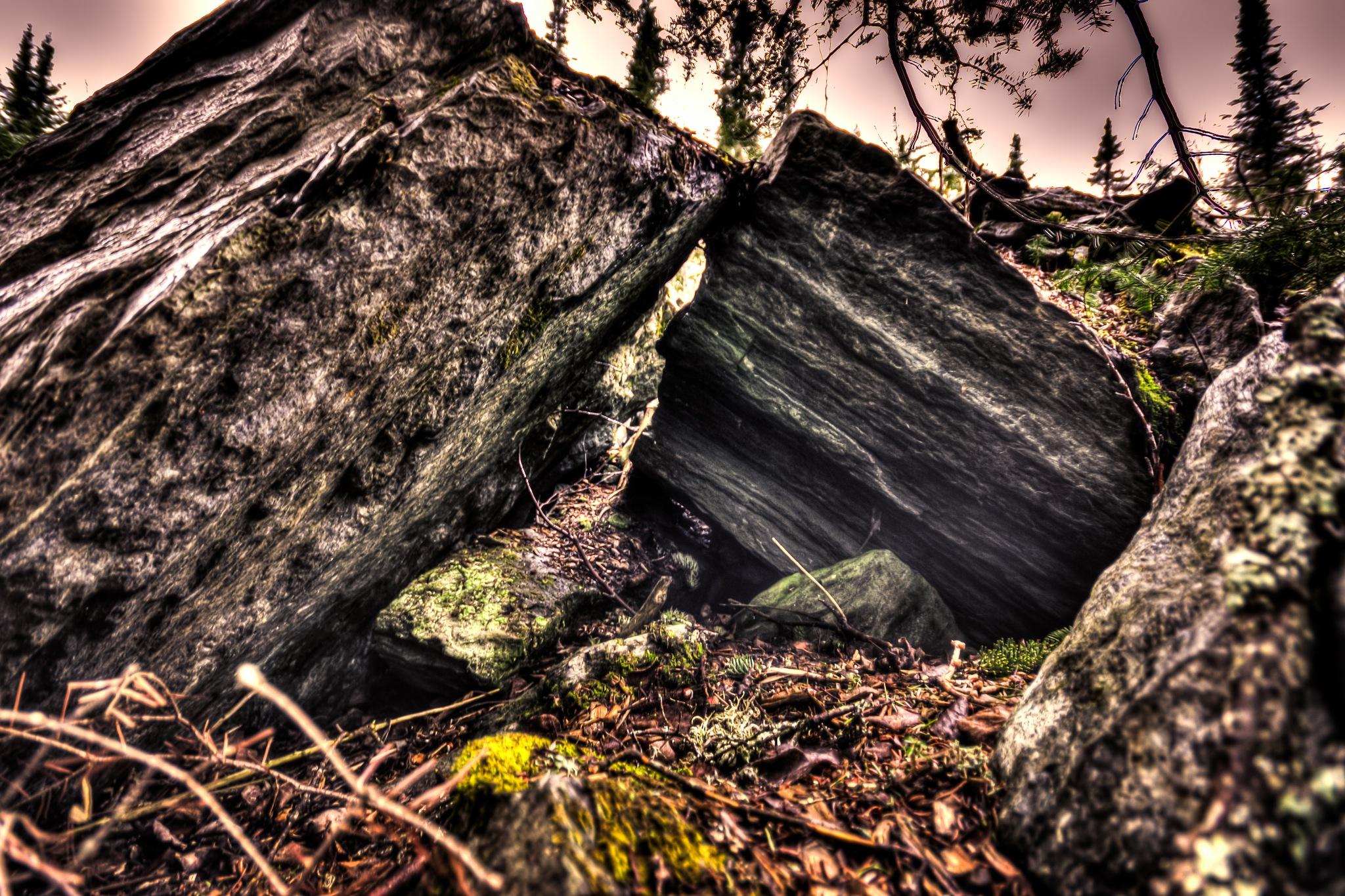 Rocks by JPBeauchesne