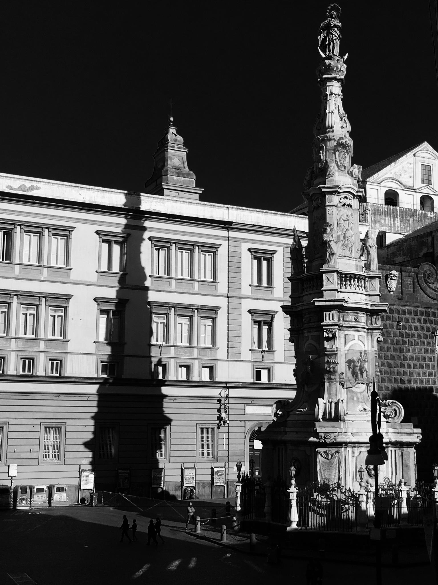 Piazza del Gesù by antodemarty