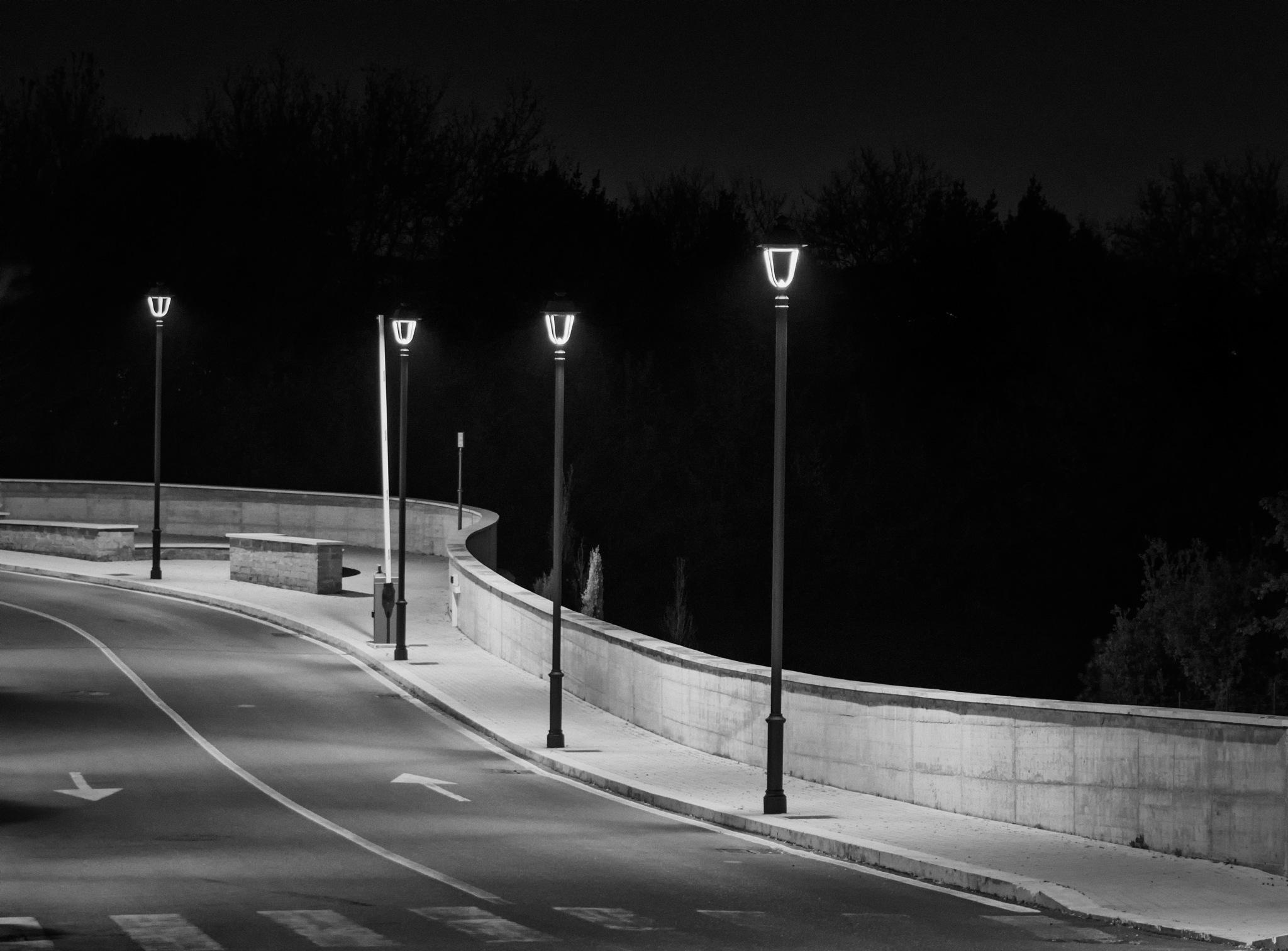 Lampioni by Emanuele Dini