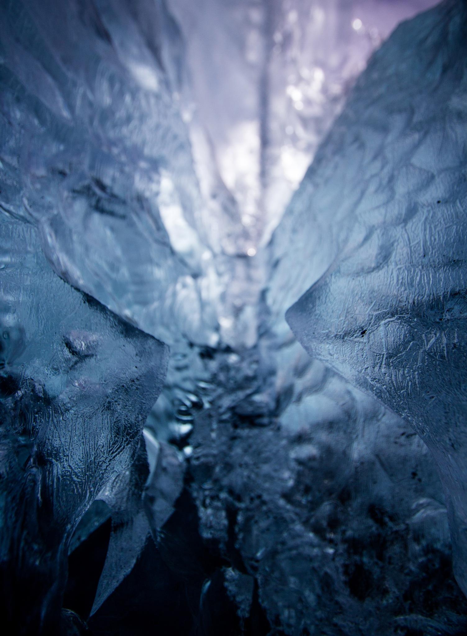 The art of ice by LukeArts